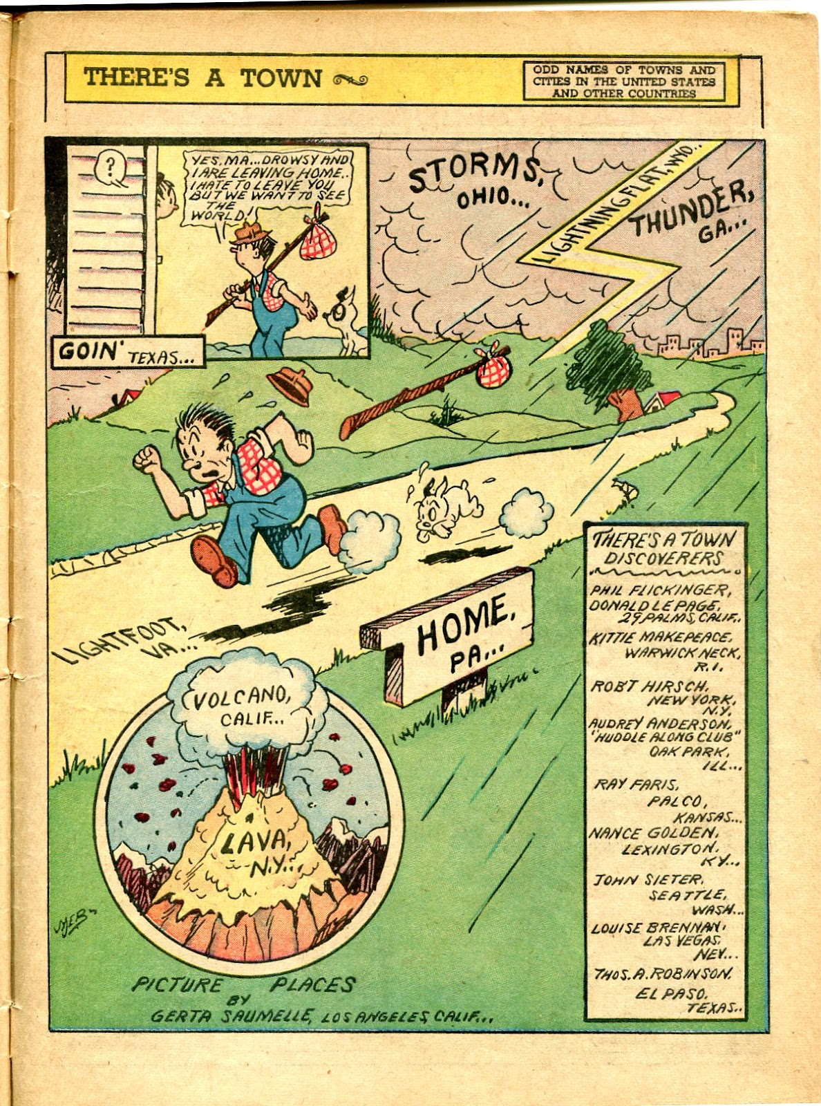 Read online Famous Funnies comic -  Issue #77 - 58