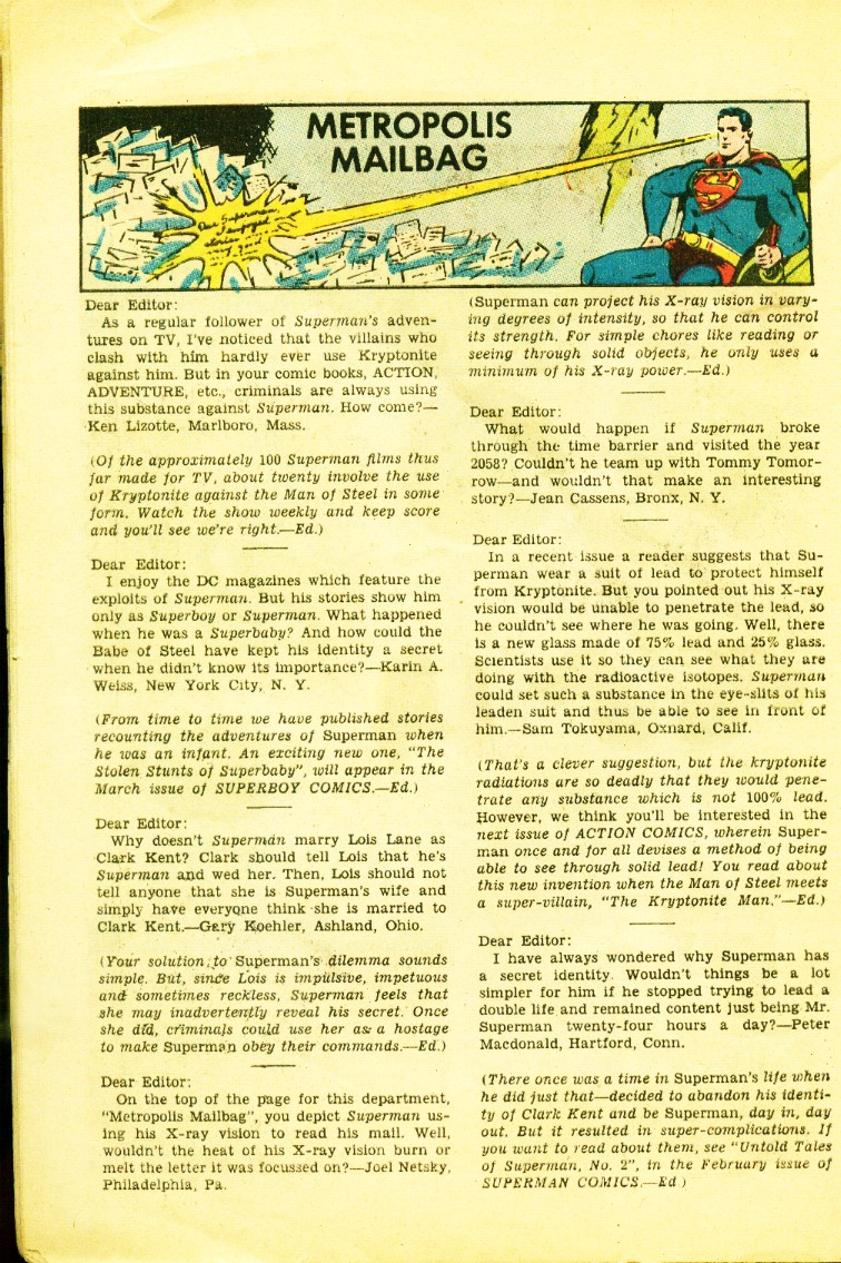 Read online Action Comics (1938) comic -  Issue #248 - 26