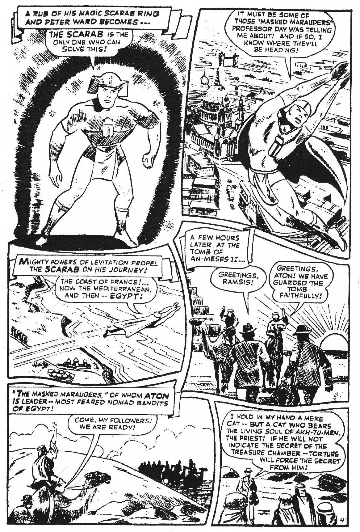 Read online Men of Mystery Comics comic -  Issue #83 - 102