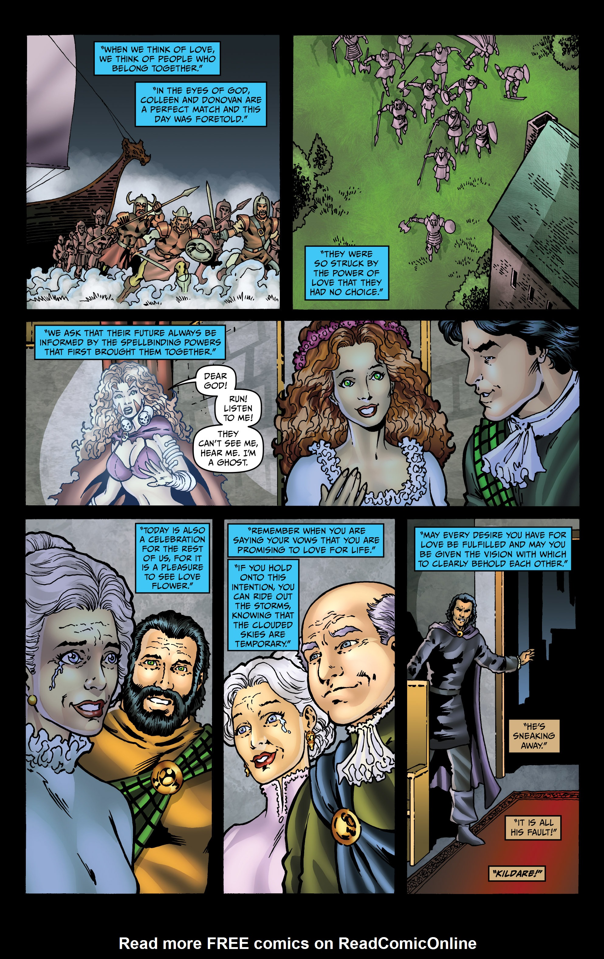 Read online Belladonna: Origins comic -  Issue #5 - 13