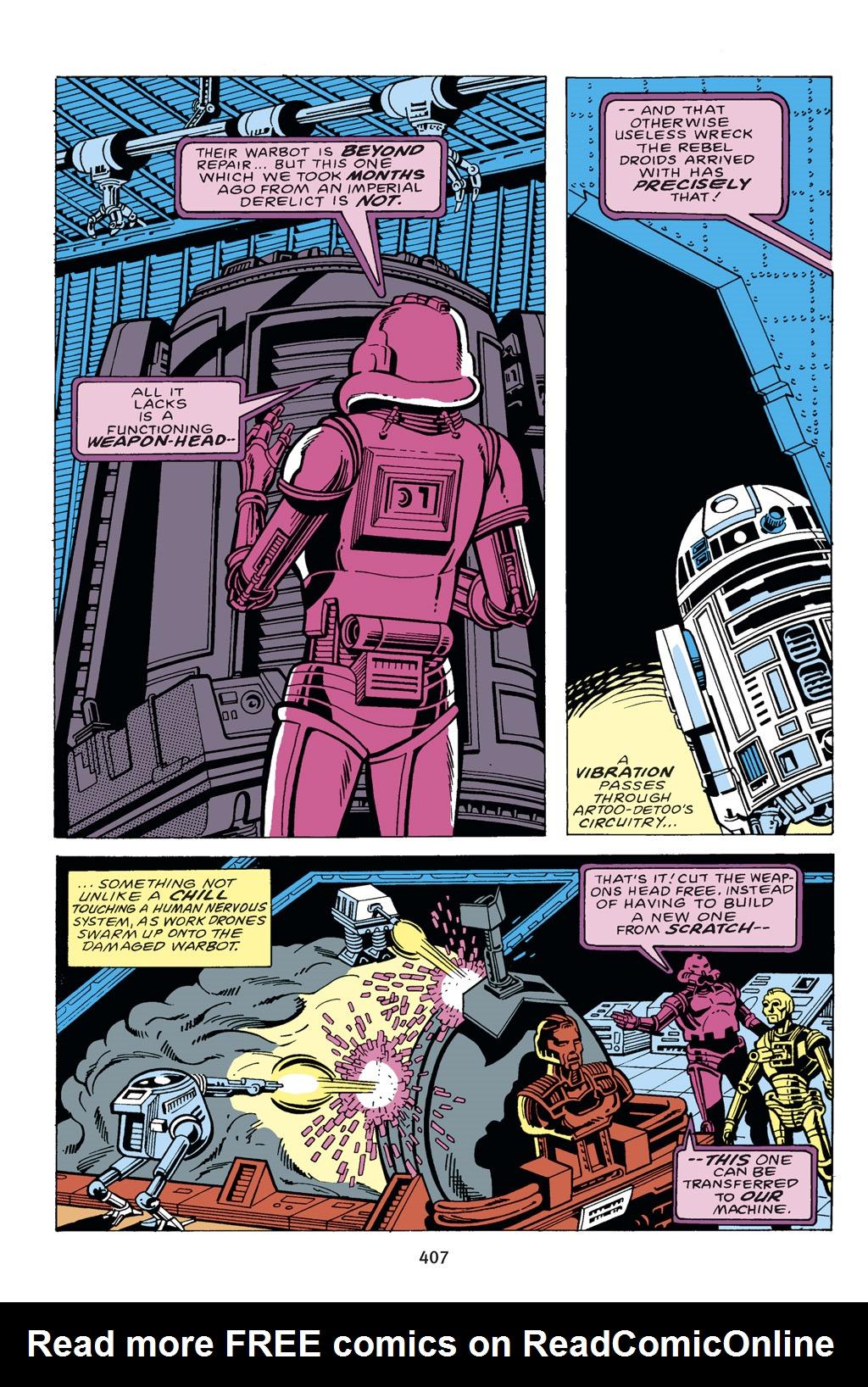 Read online Star Wars Omnibus comic -  Issue # Vol. 14 - 402