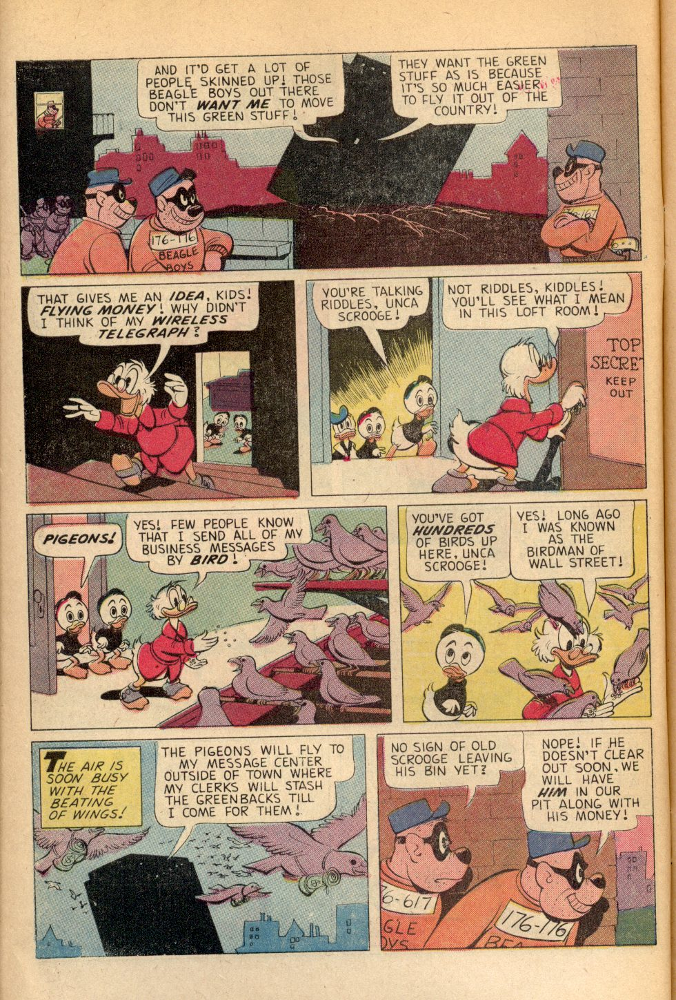 Read online Uncle Scrooge (1953) comic -  Issue #95 - 10