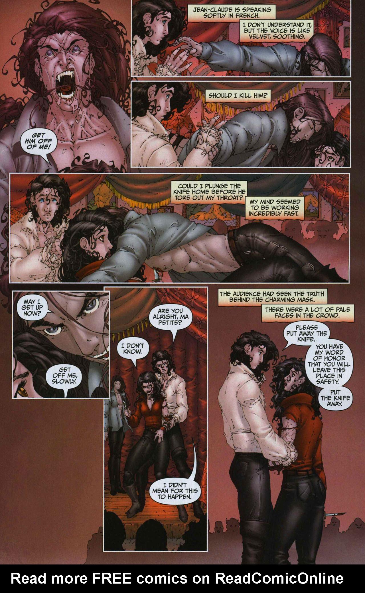 Read online Anita Blake, Vampire Hunter: Guilty Pleasures comic -  Issue #2 - 5