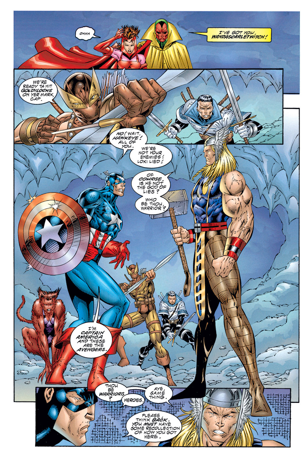 Read online Avengers (1996) comic -  Issue #1 - 30