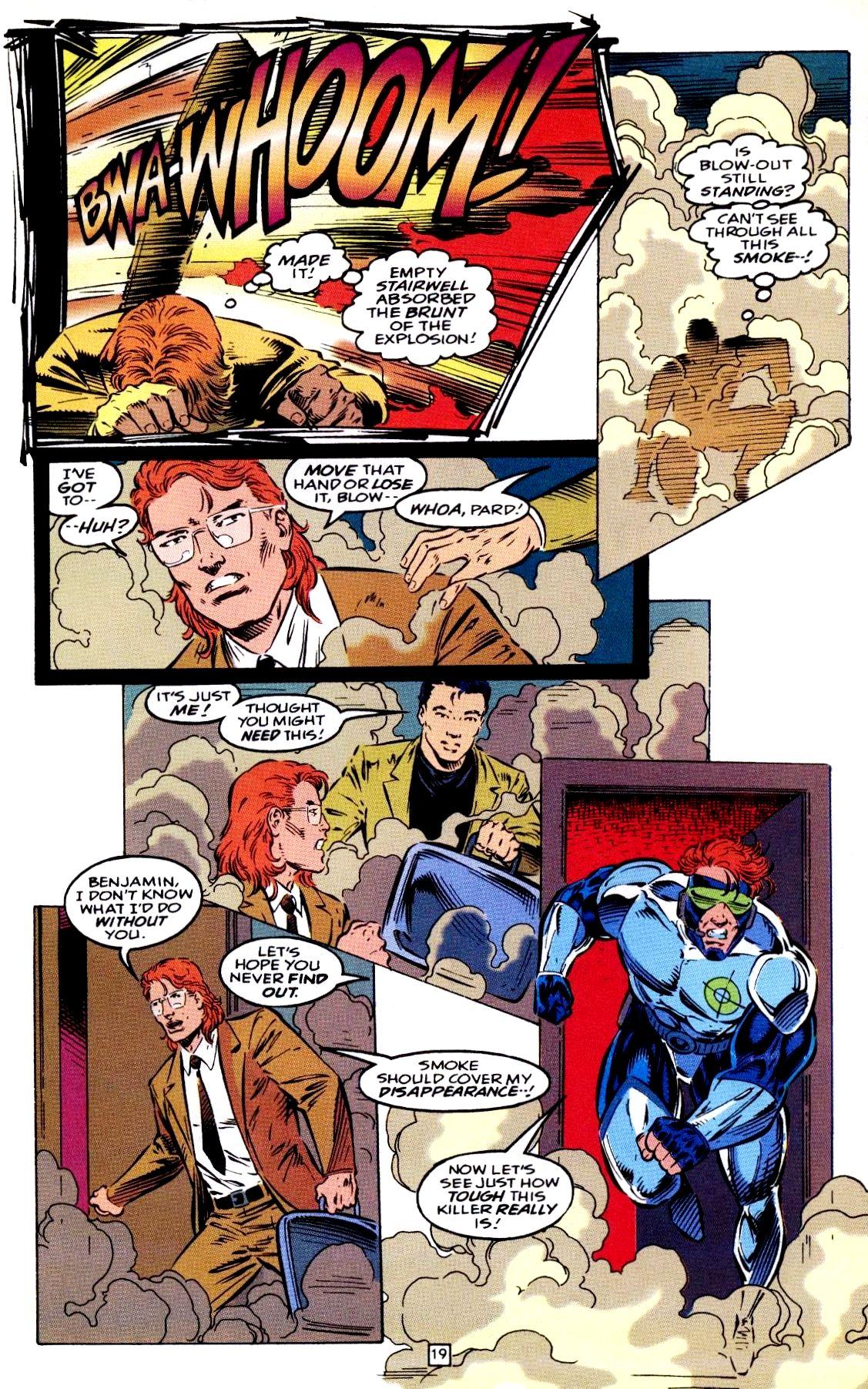 Read online Gunfire comic -  Issue #7 - 23