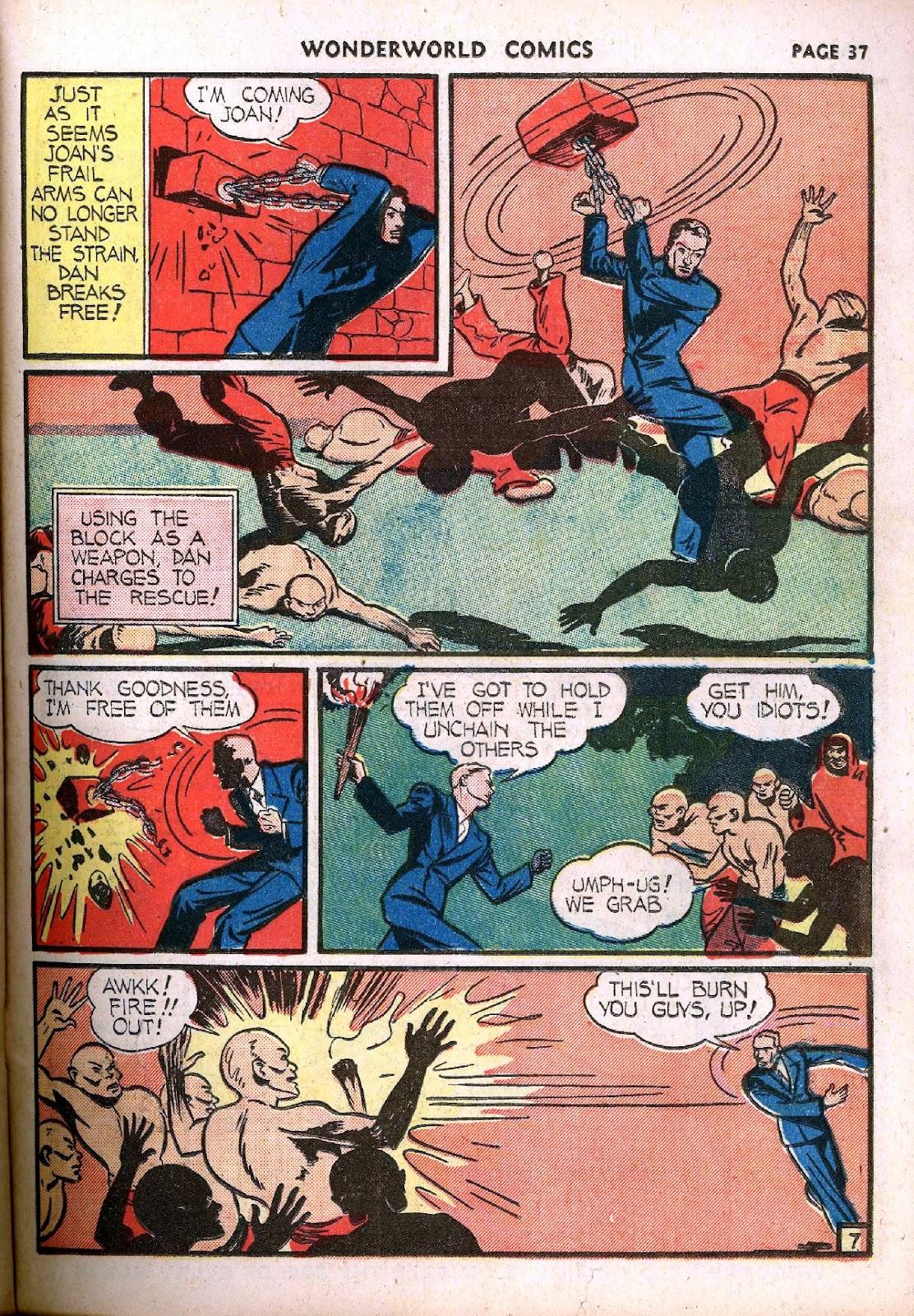 Wonderworld Comics issue 14 - Page 39