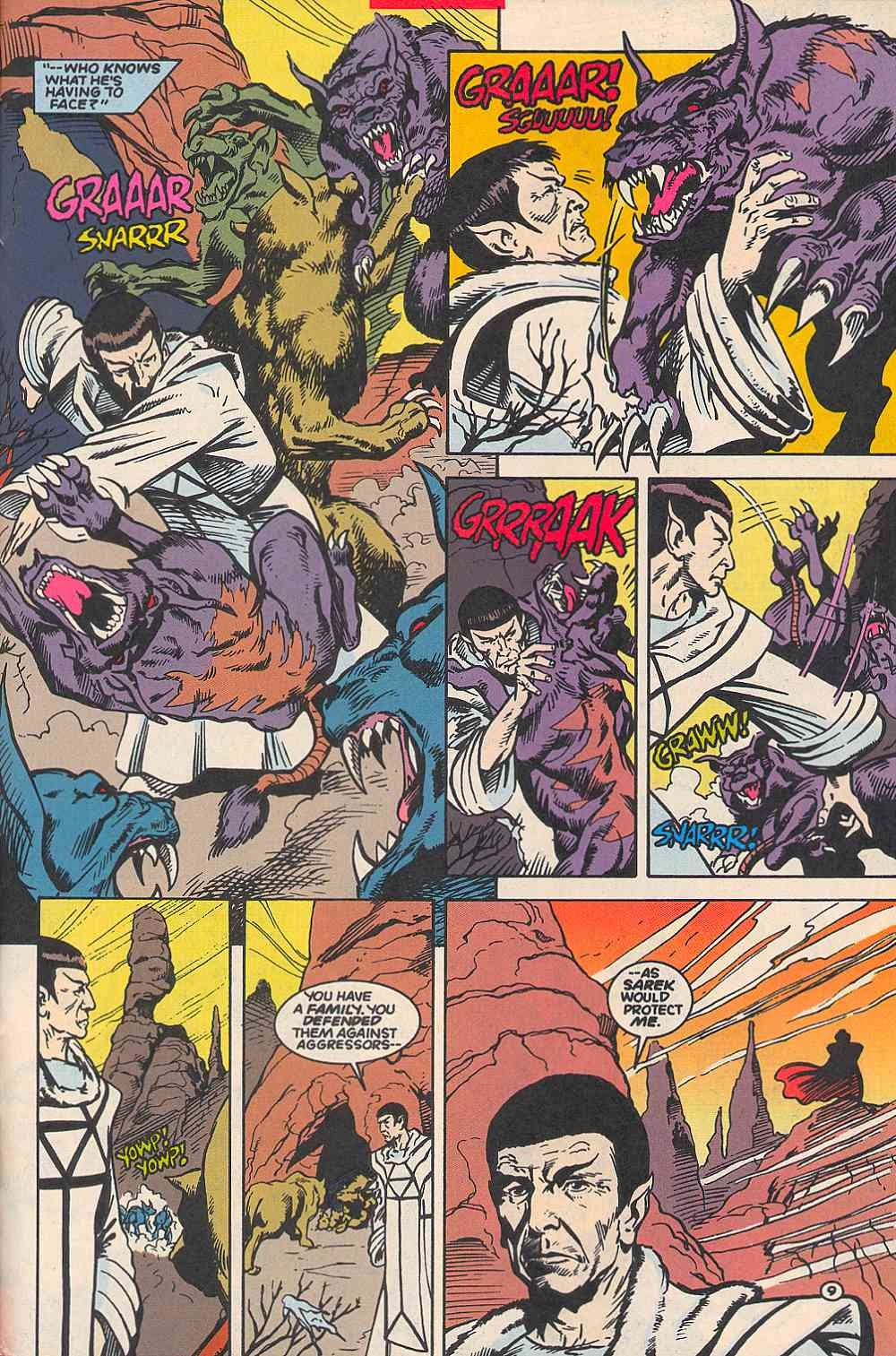 Read online Star Trek (1989) comic -  Issue # _Special 1 - 55