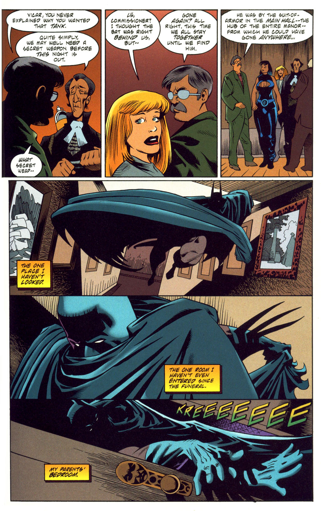 Read online Batman: Haunted Gotham comic -  Issue #4 - 31