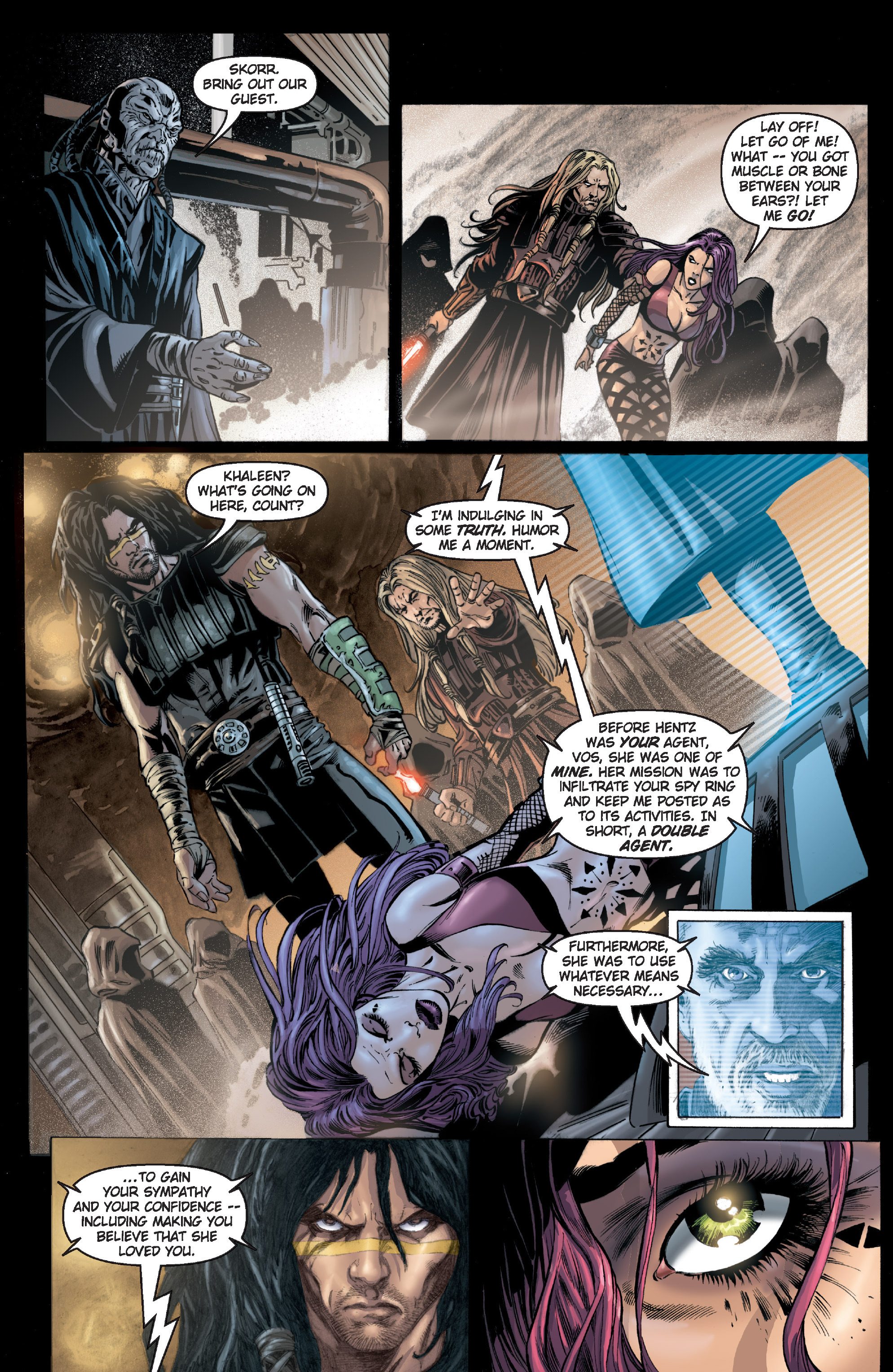 Read online Star Wars Omnibus comic -  Issue # Vol. 26 - 312