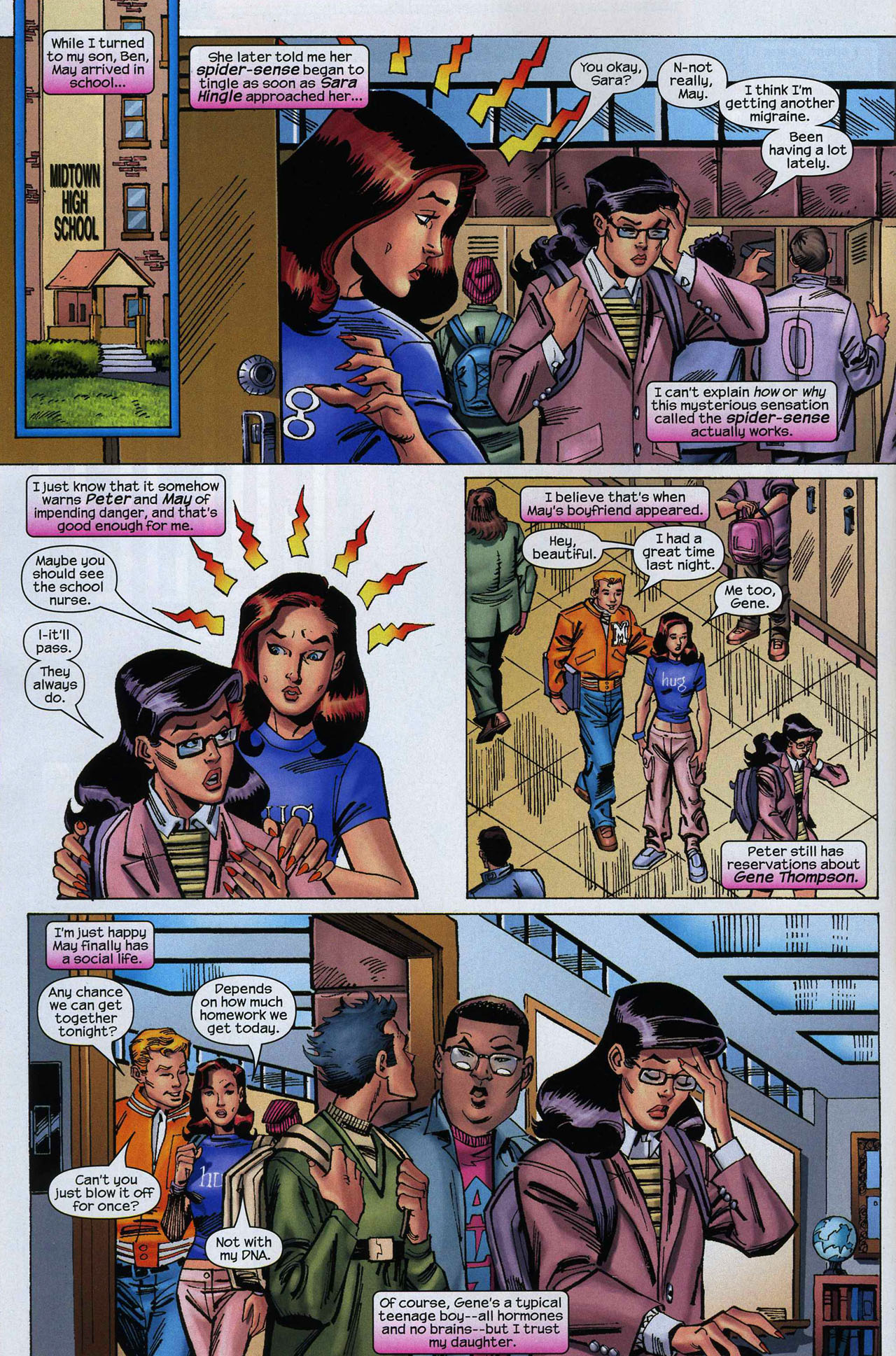 Amazing Spider-Girl 8 Page 4