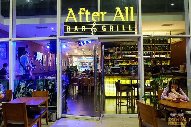 after all bar and grill