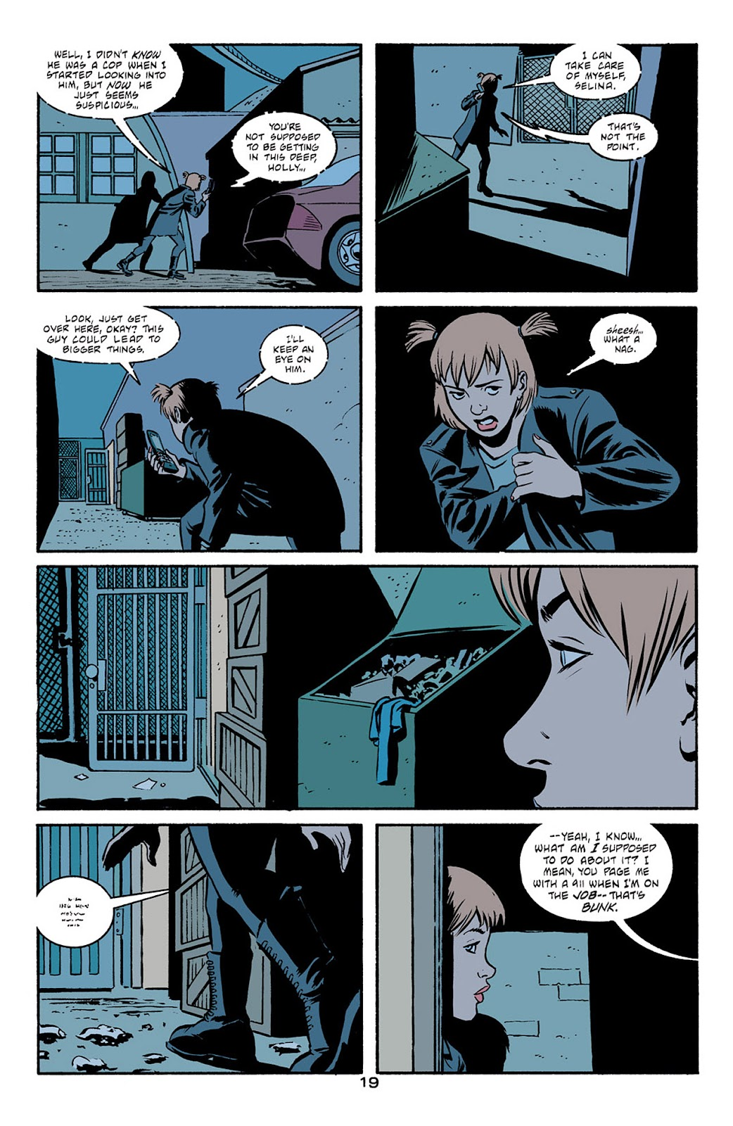 Catwoman (2002) Issue #6 #6 - English 20