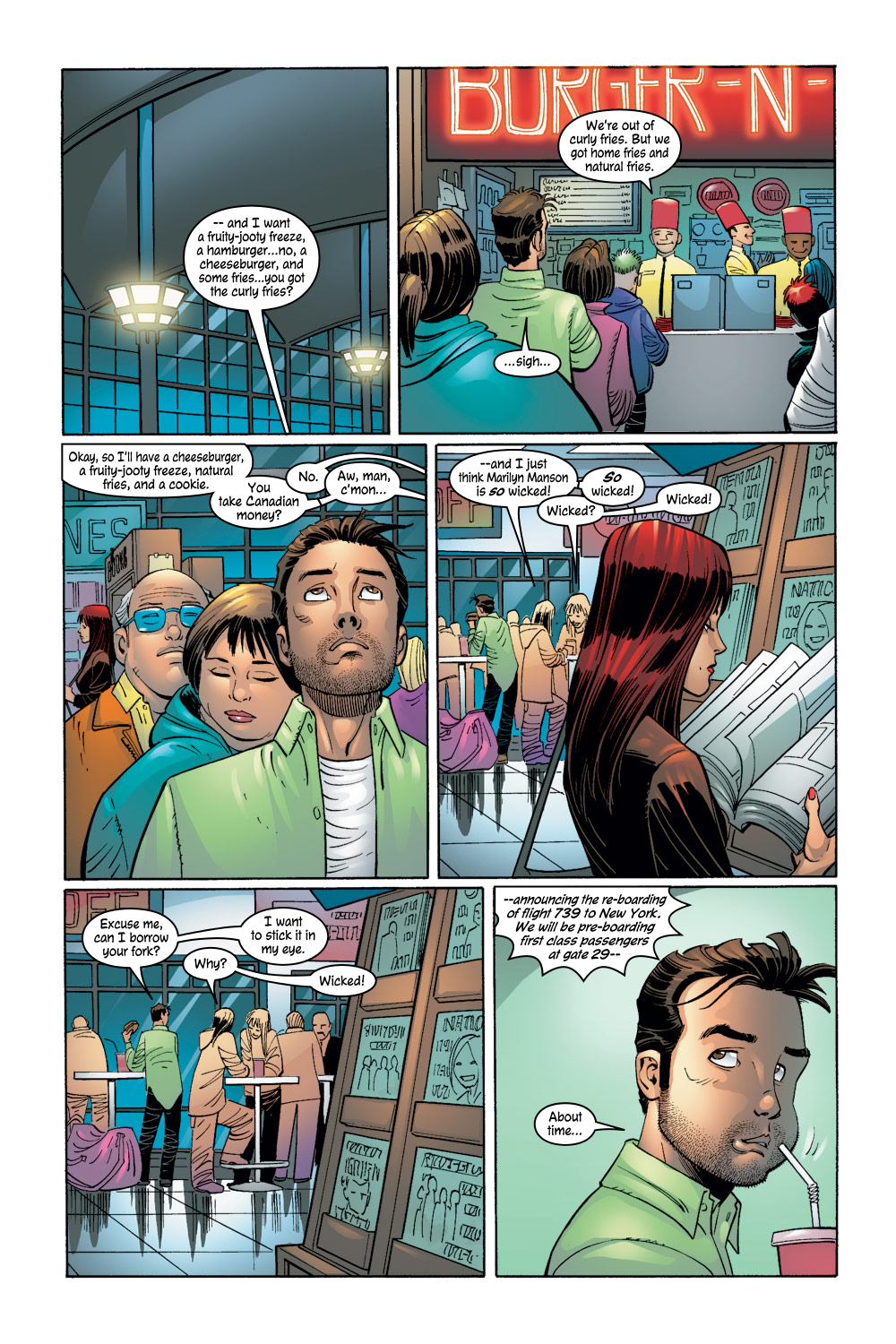 The Amazing Spider-Man (1999) 49 Page 20