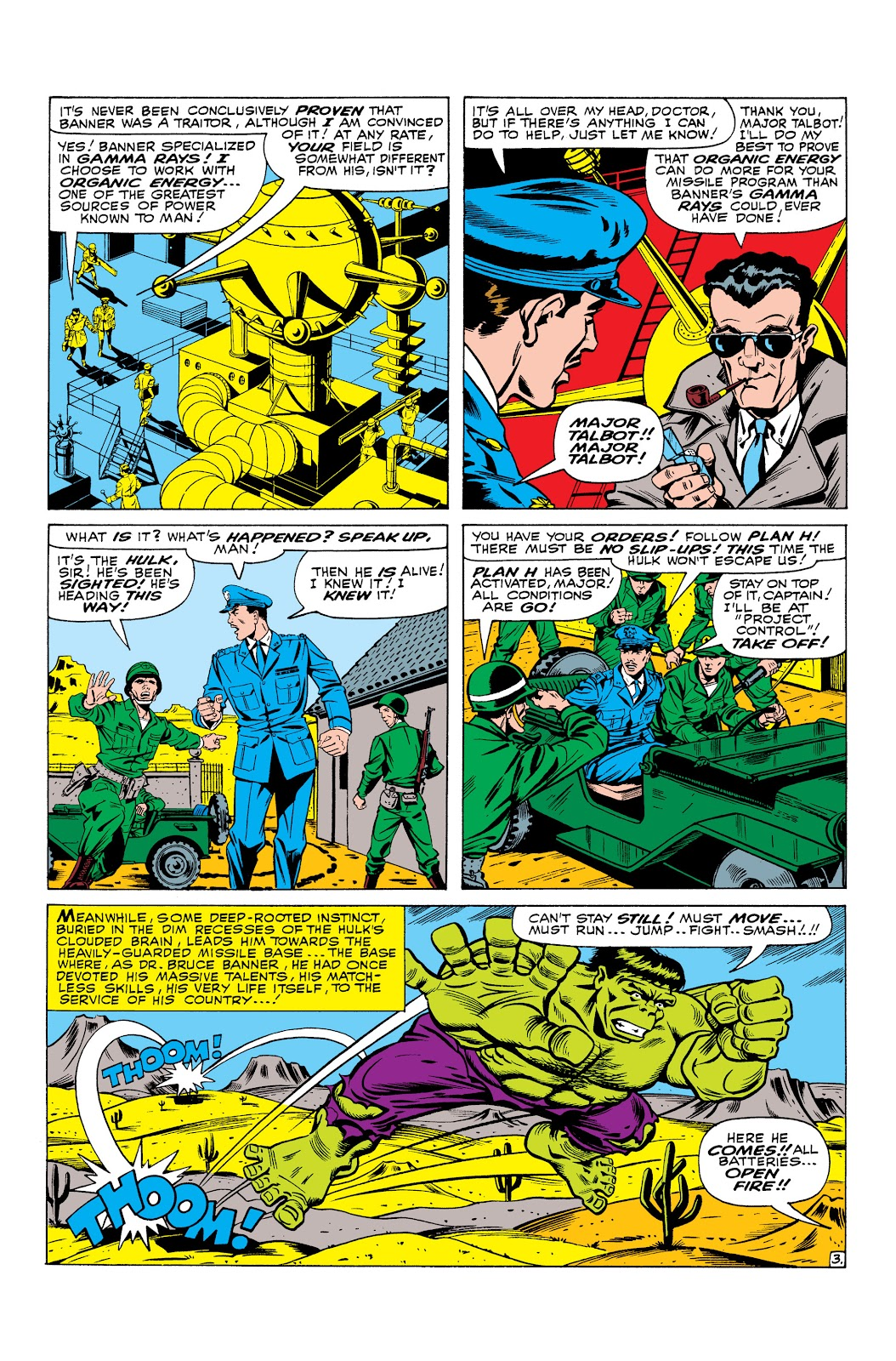 Read online Marvel Masterworks: The Incredible Hulk comic -  Issue # TPB 2 (Part 3) - 25