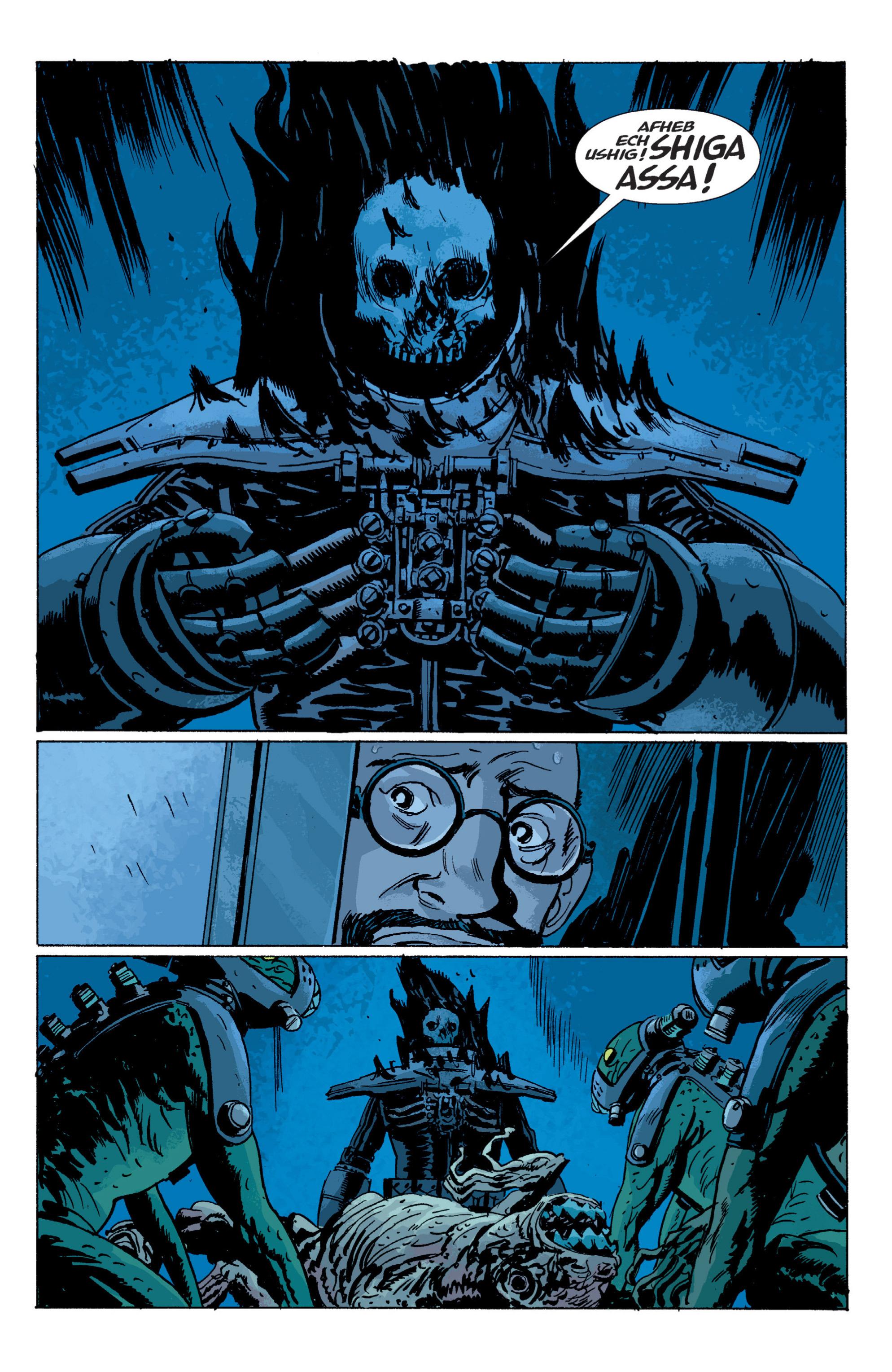 Read online B.P.R.D. (2003) comic -  Issue # TPB 5 - 70