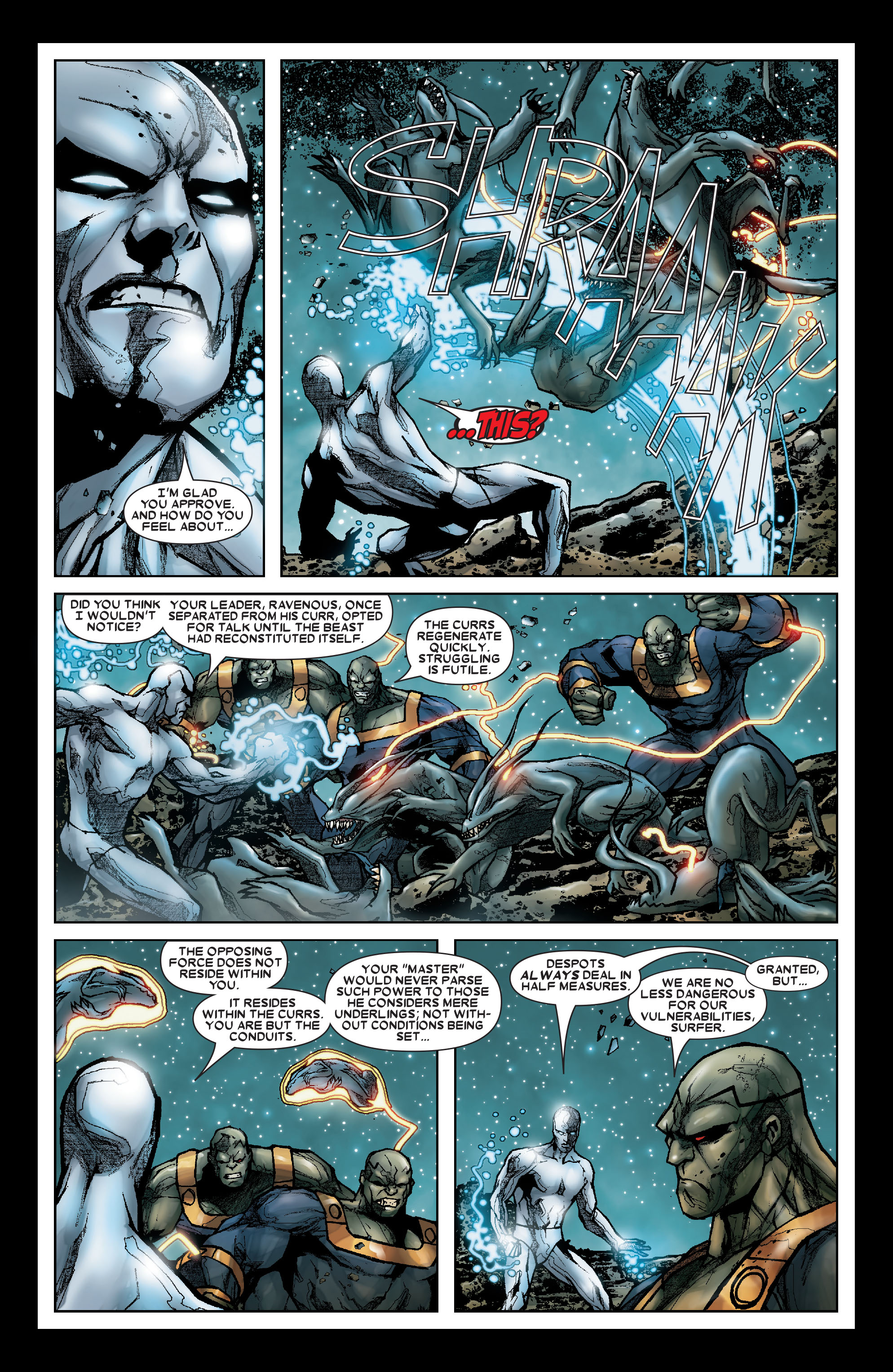 Read online Annihilation: Silver Surfer comic -  Issue #2 - 16