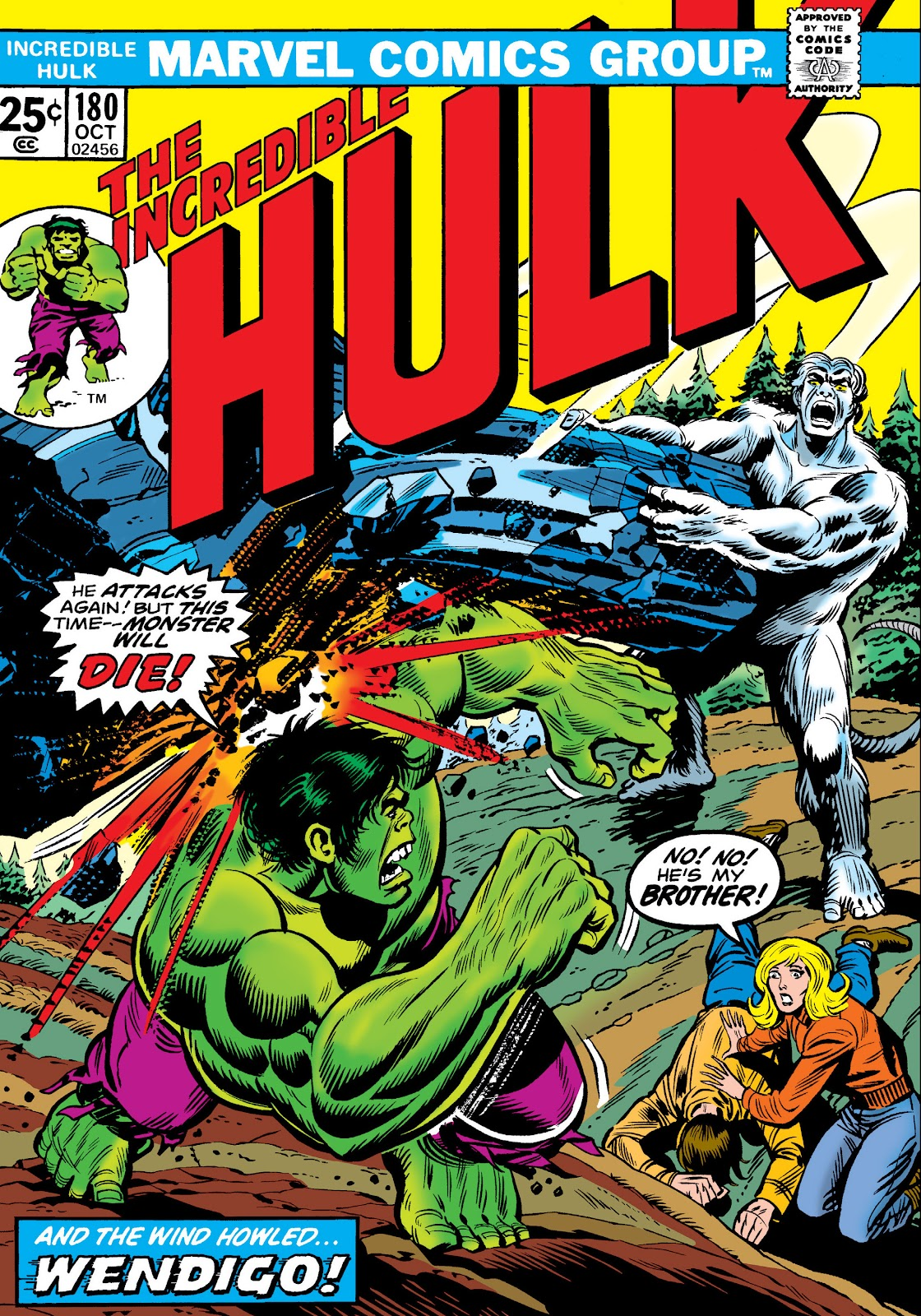 Read online Marvel Masterworks: The Incredible Hulk comic -  Issue # TPB 10 (Part 2) - 85