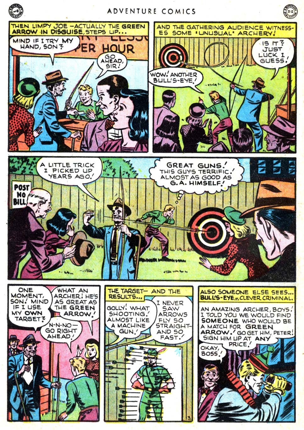 Read online Adventure Comics (1938) comic -  Issue #137 - 16
