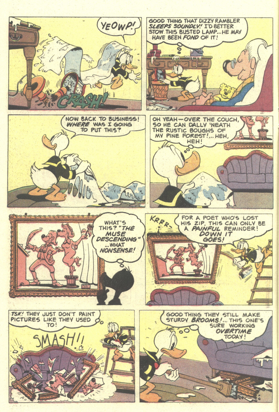 Walt Disney's Donald Duck (1986) issue 247 - Page 6