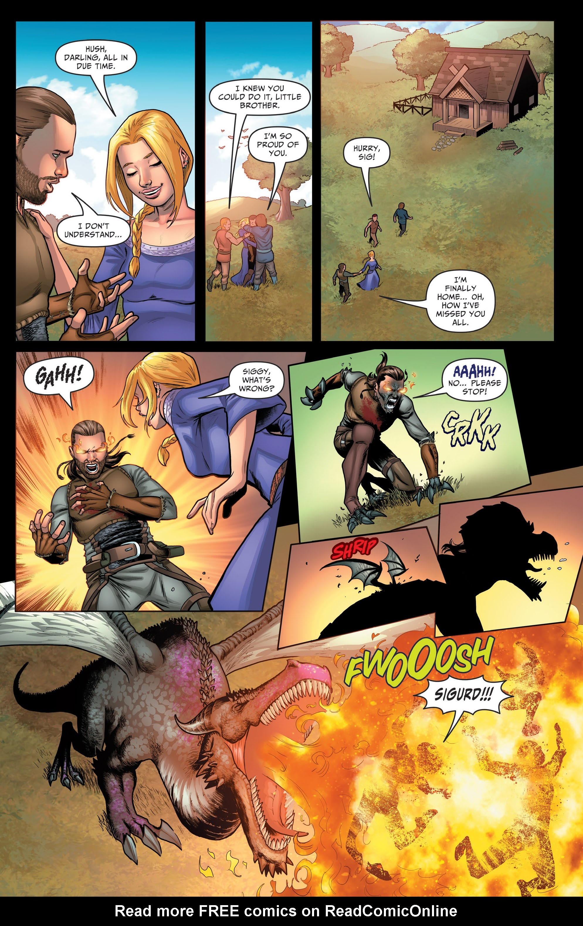 Dragonsblood 2 Page 4