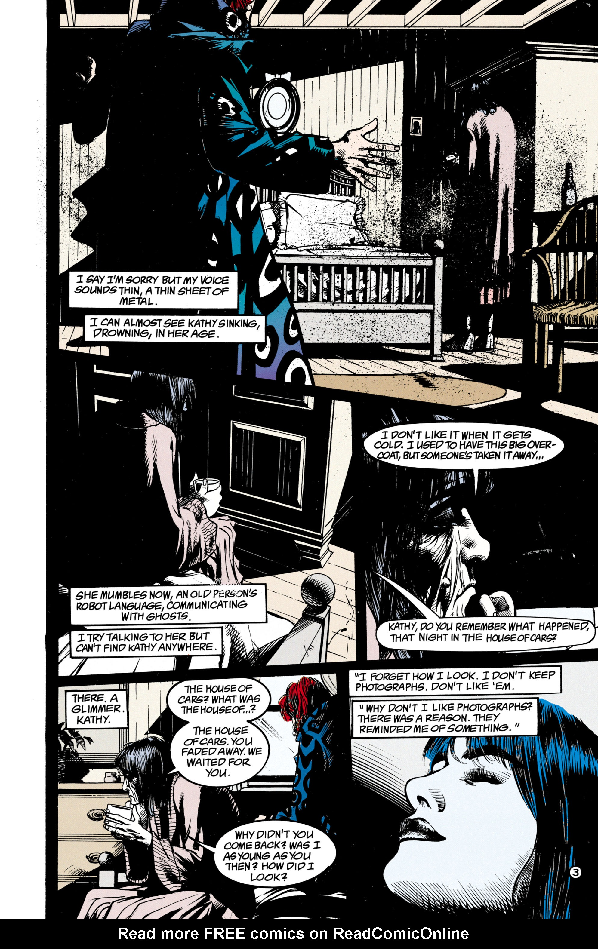 Read online Shade, the Changing Man comic -  Issue #23 - 4