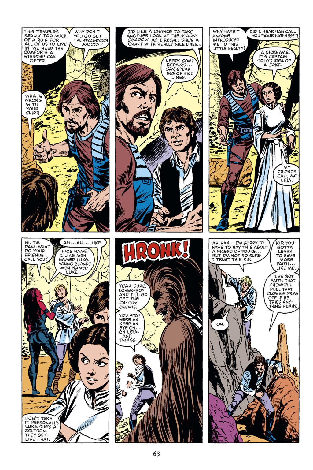 Read online Star Wars Omnibus comic -  Issue # Vol. 18 - 55