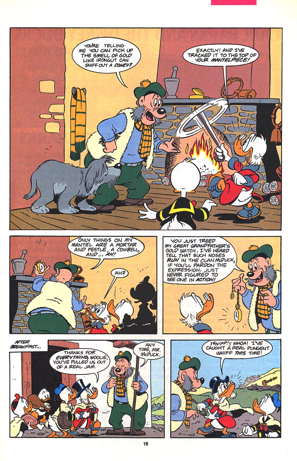 Read online Uncle Scrooge (1953) comic -  Issue #272 - 17