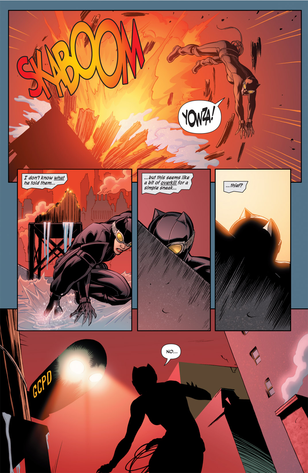 Catwoman (2002) #76 #76 - English 7