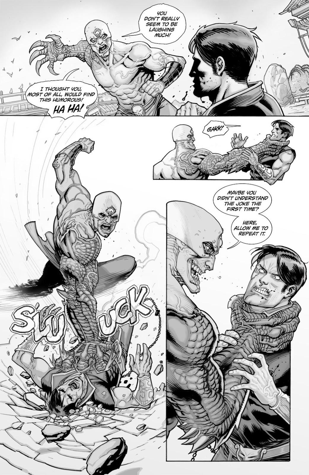 Read online Reaper comic -  Issue #2 - 26