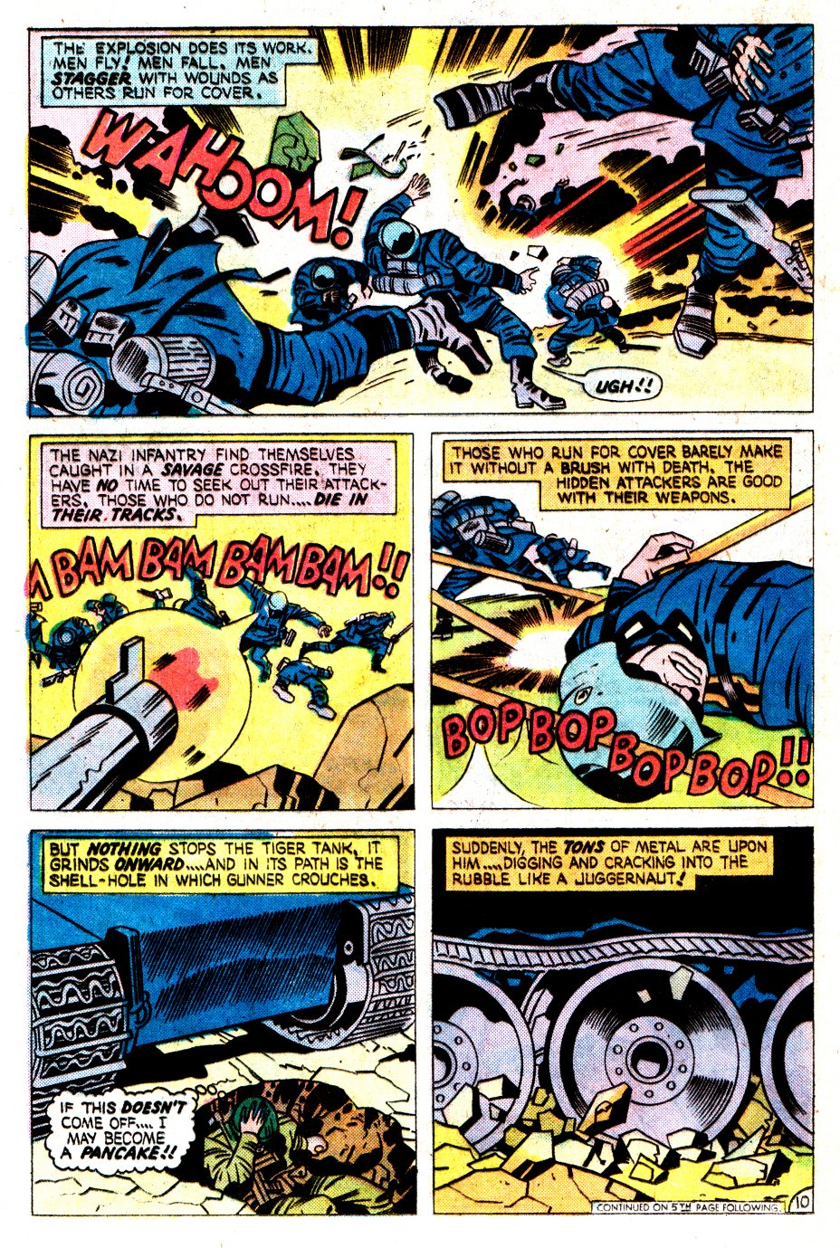 Our Fighting Forces (1954) issue 162 - Page 16