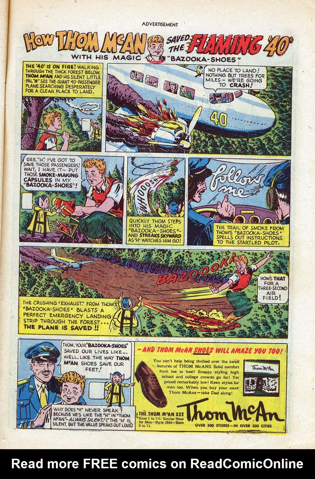 Read online Sensation (Mystery) Comics comic -  Issue #46 - 41