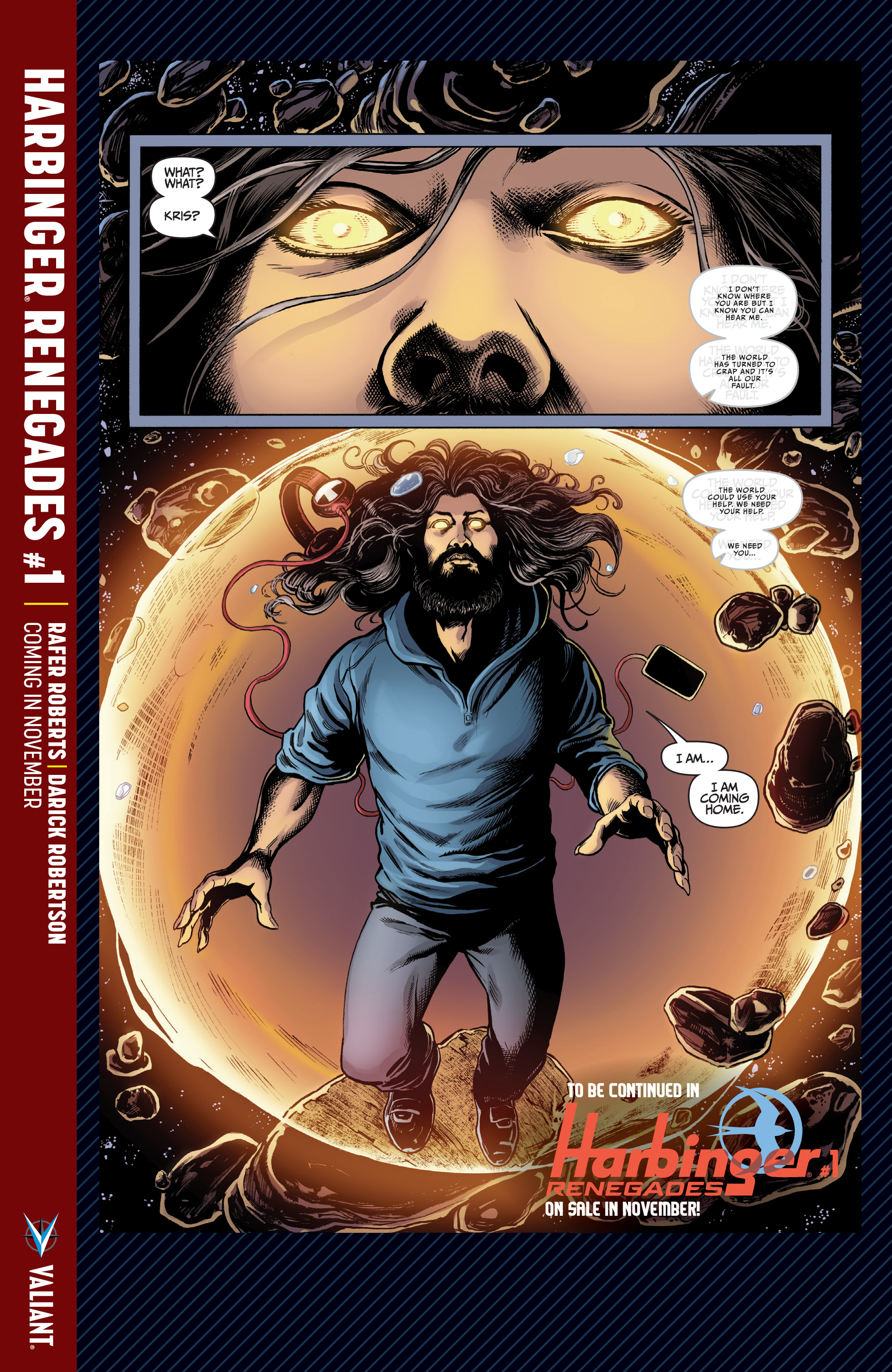 Read online A&A: The Adventures of Archer & Armstrong comic -  Issue #8 - 30