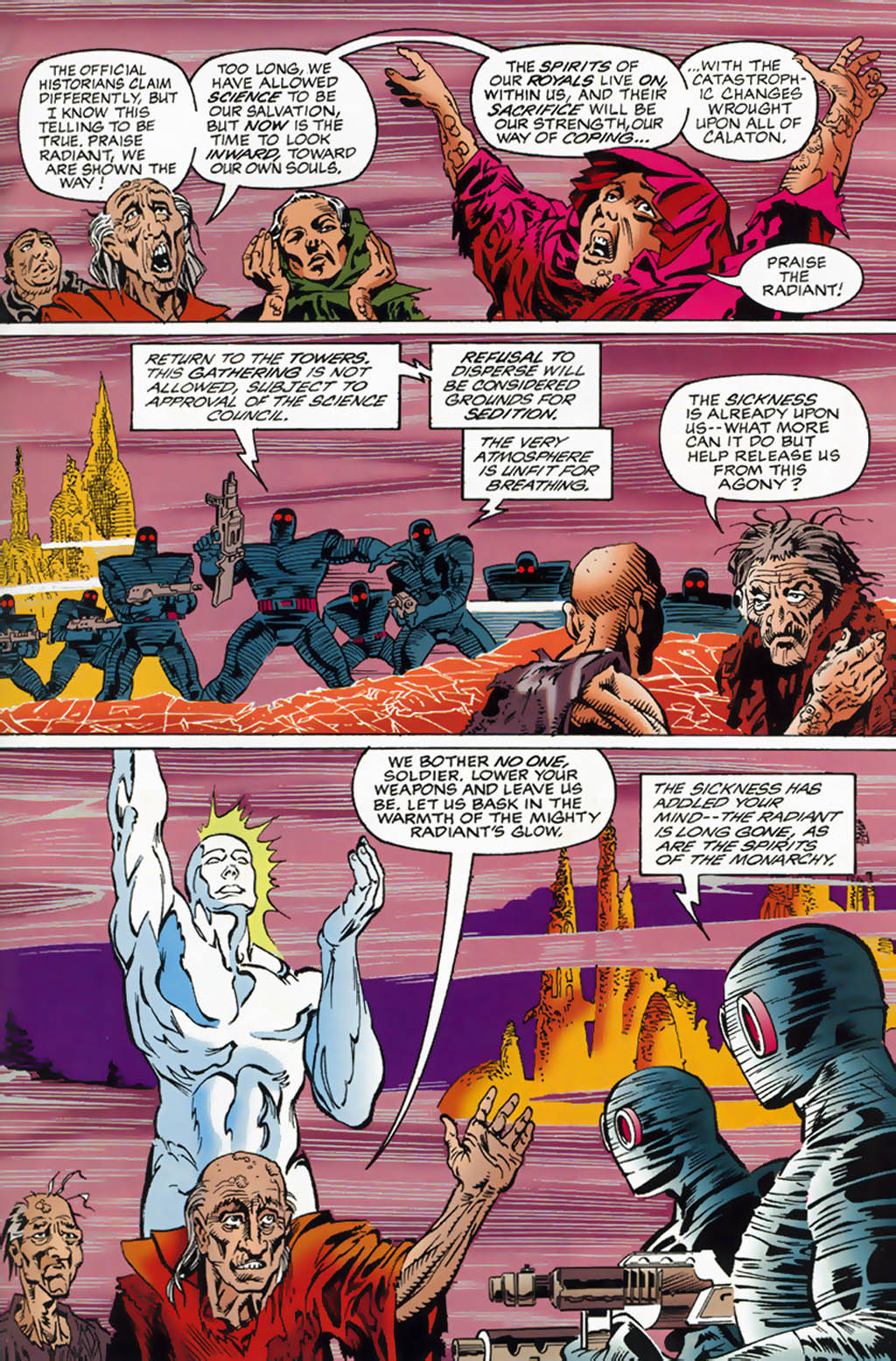 Read online Doomsday Annual comic -  Issue # Full - 47
