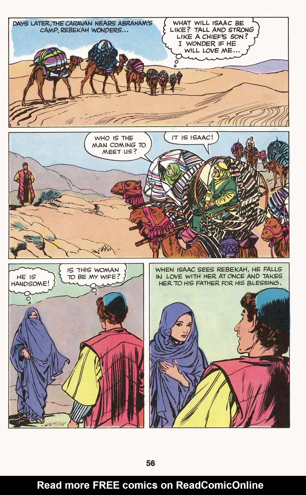 The Picture Bible issue TPB (Part 1) - Page 58