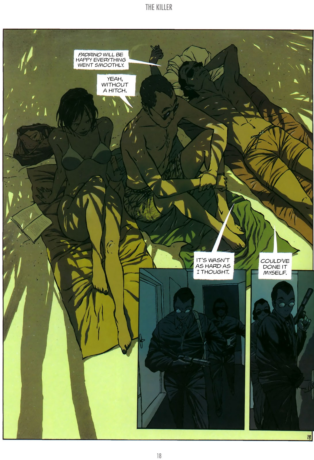 Read online The Killer comic -  Issue #5 - 20
