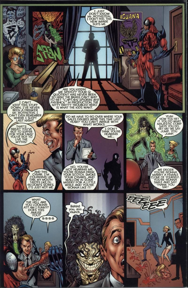 Read online Evil Ernie vs. the Superheroes comic -  Issue #2 - 12
