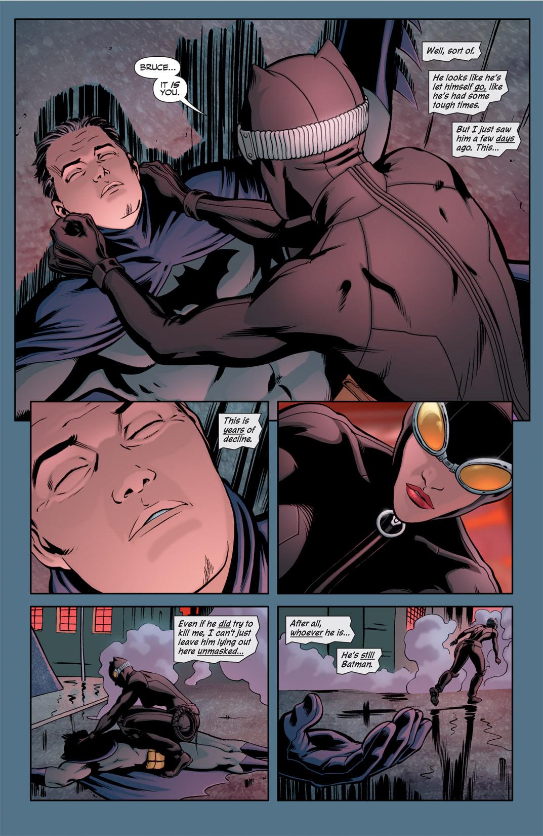 Catwoman (2002) #76 #76 - English 5