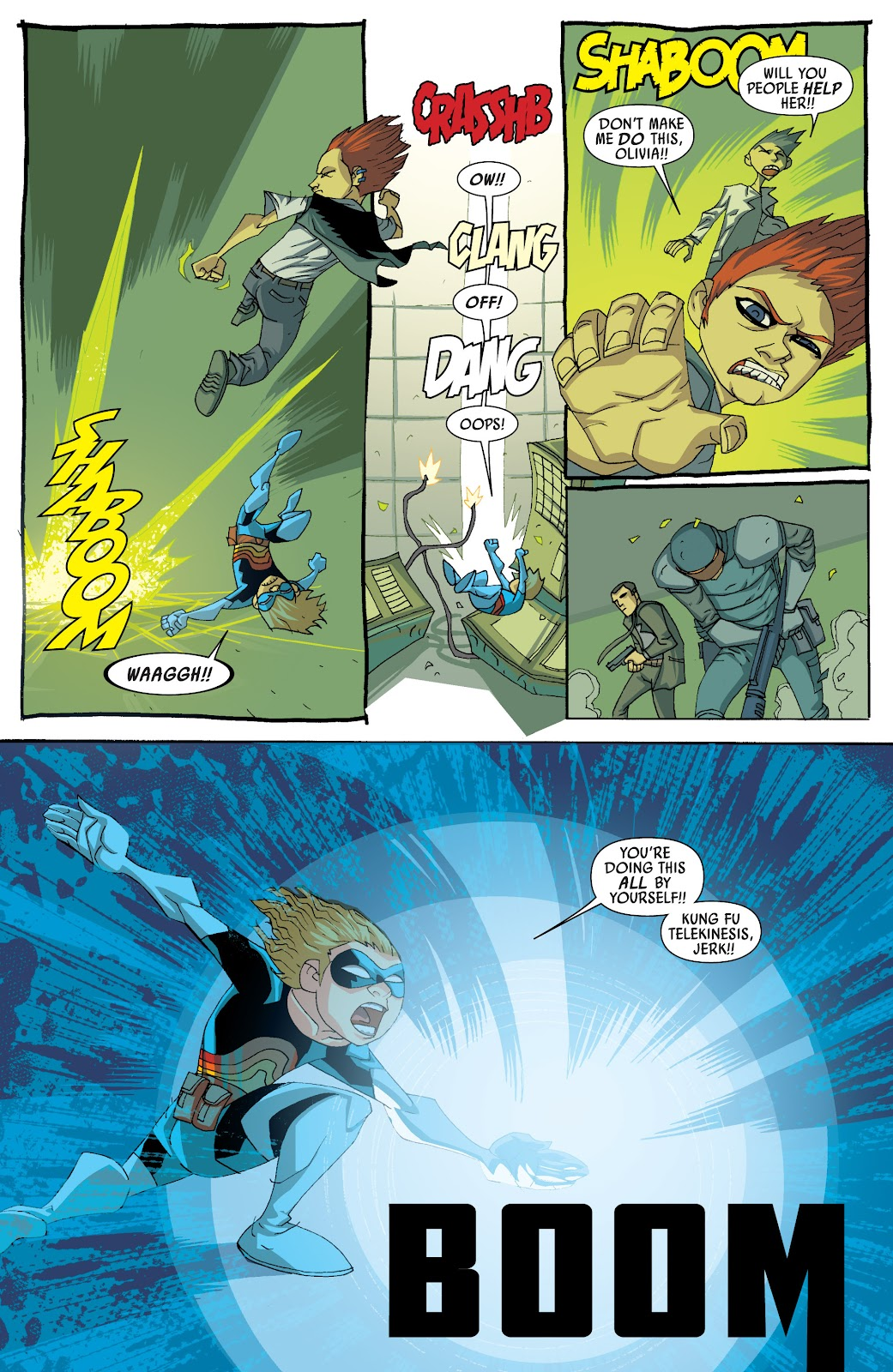 Read online Takio (2012) comic -  Issue #4 - 6