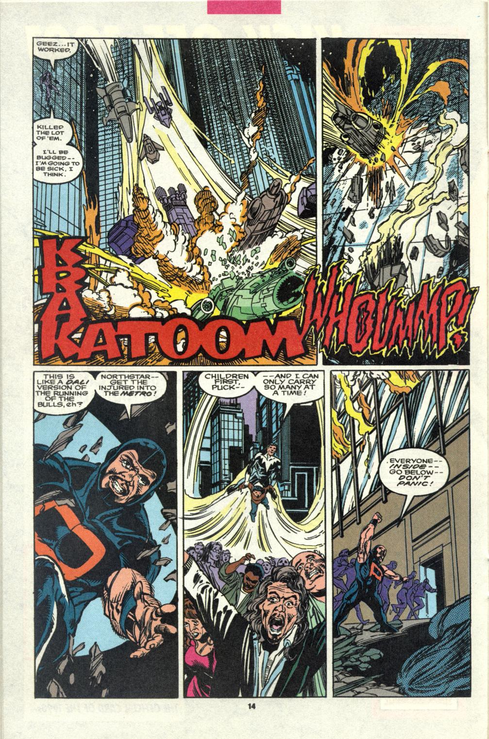 Read online Alpha Flight (1983) comic -  Issue #98 - 12