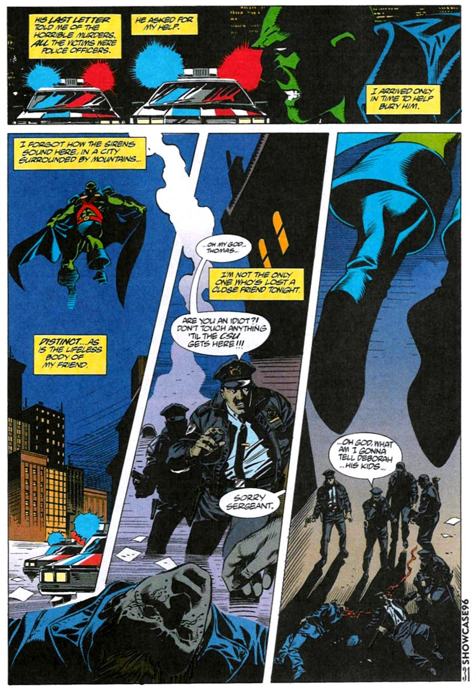 Read online Showcase '96 comic -  Issue #9 - 32