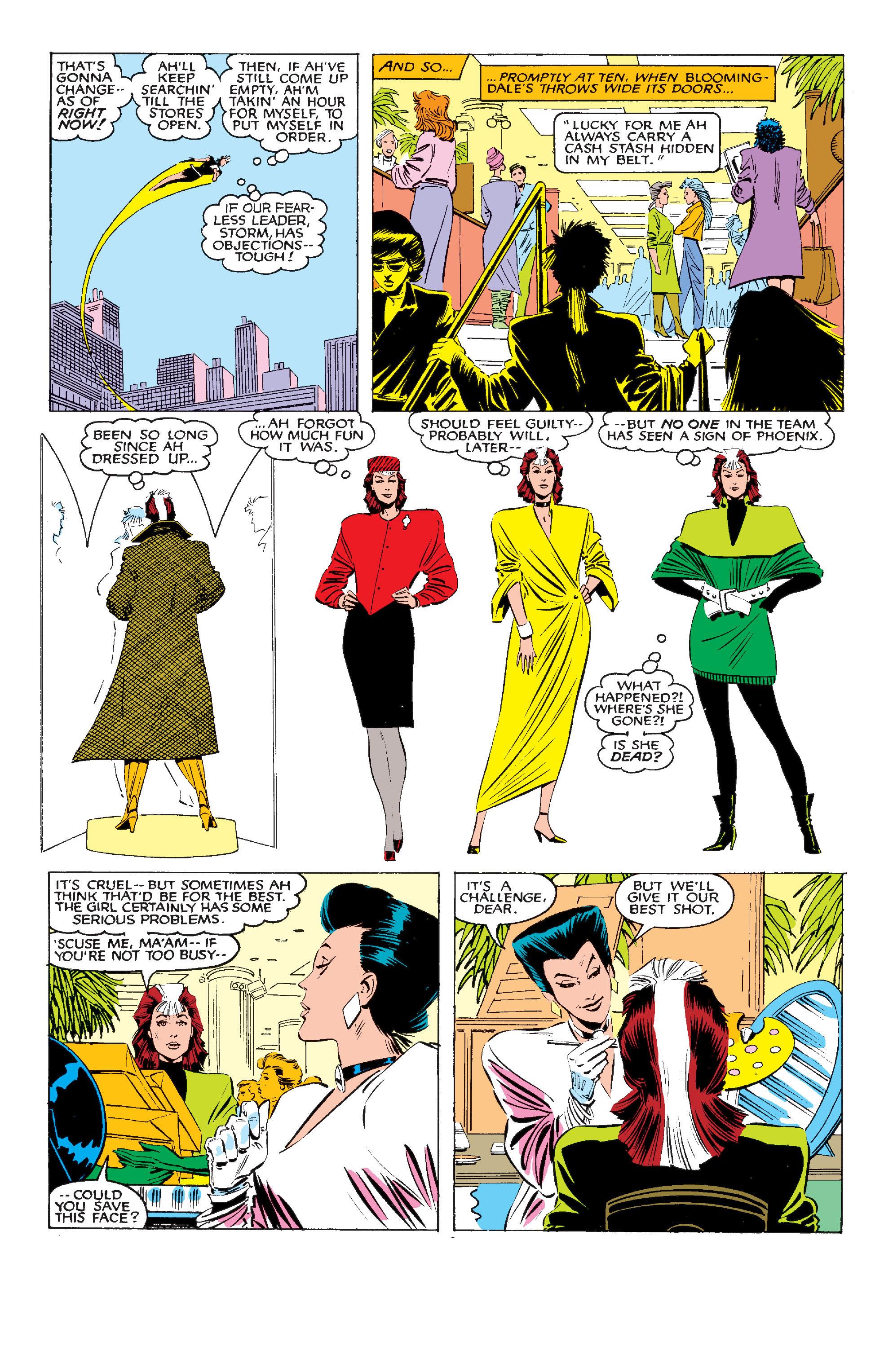 Read online Uncanny X-Men (1963) comic -  Issue #210 - 11