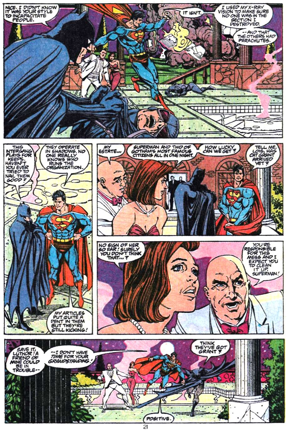Read online Adventures of Superman (1987) comic -  Issue #467 - 23