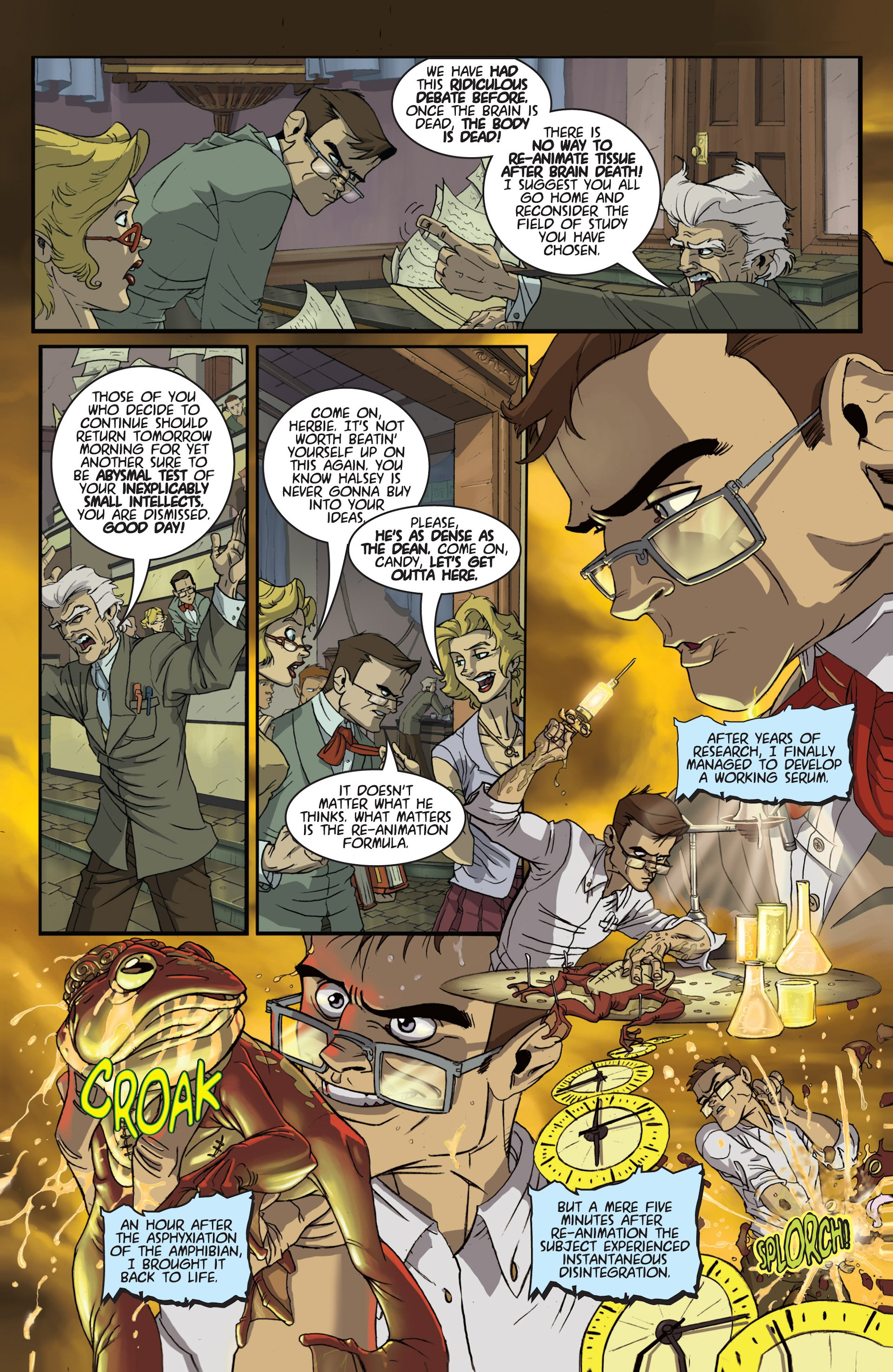 Read online Army of Darkness/Reanimator comic -  Issue #Army of Darkness/Reanimator Full - 37