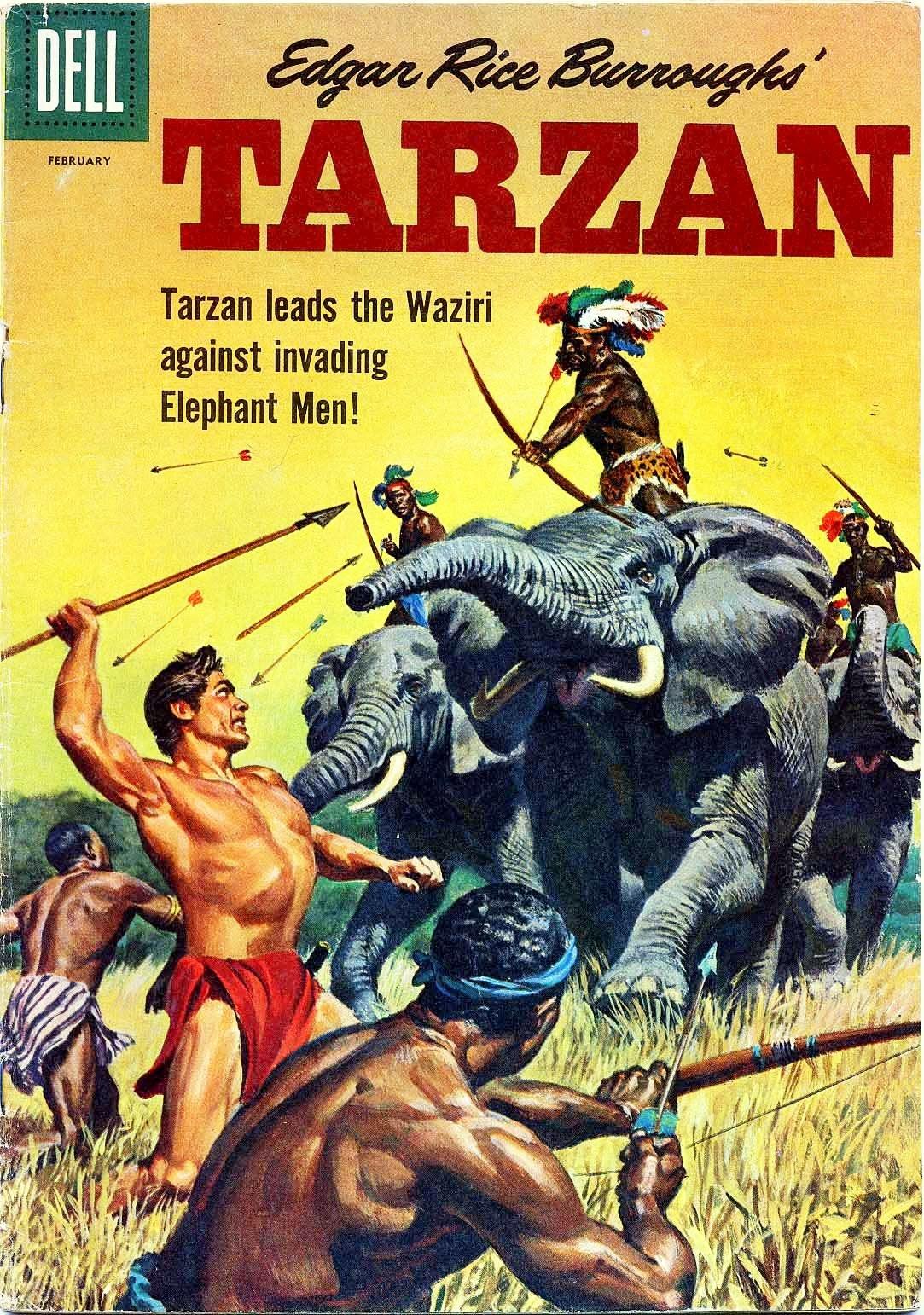 Tarzan (1948) issue 122 - Page 1