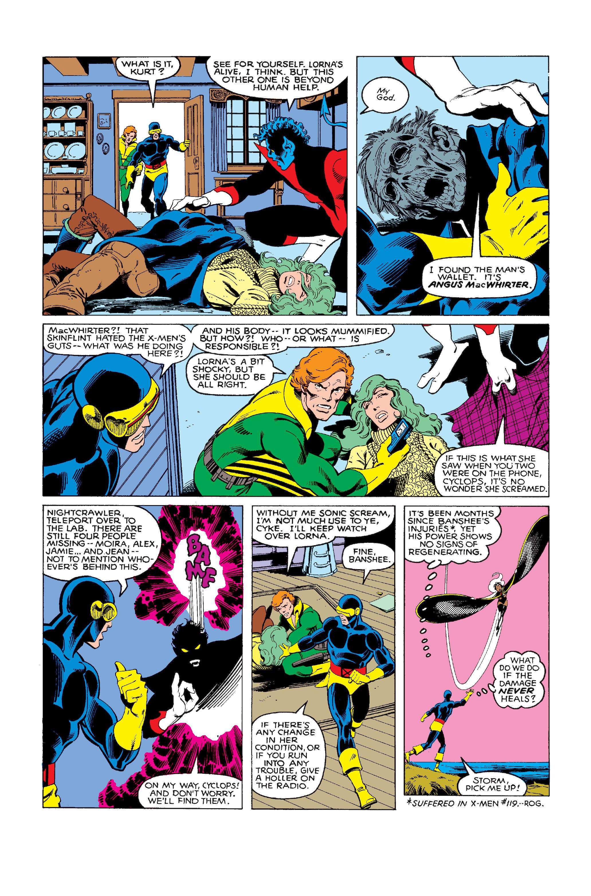 Read online Uncanny X-Men (1963) comic -  Issue #126 - 5