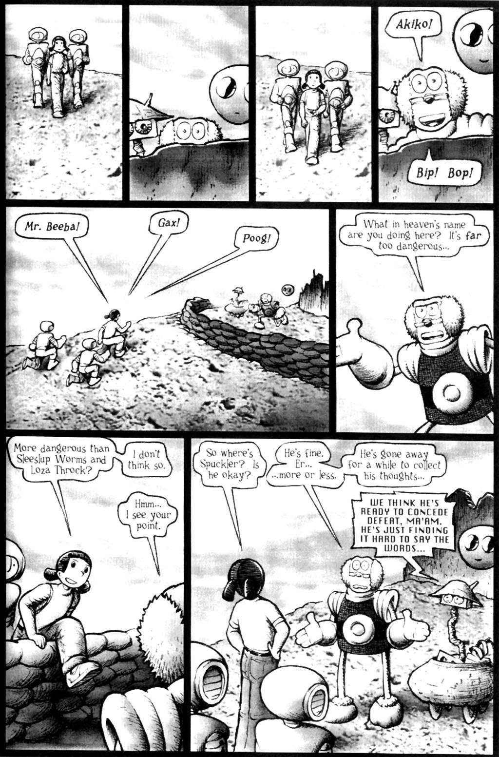 Read online Akiko comic -  Issue #Akiko _TPB 7 - 99