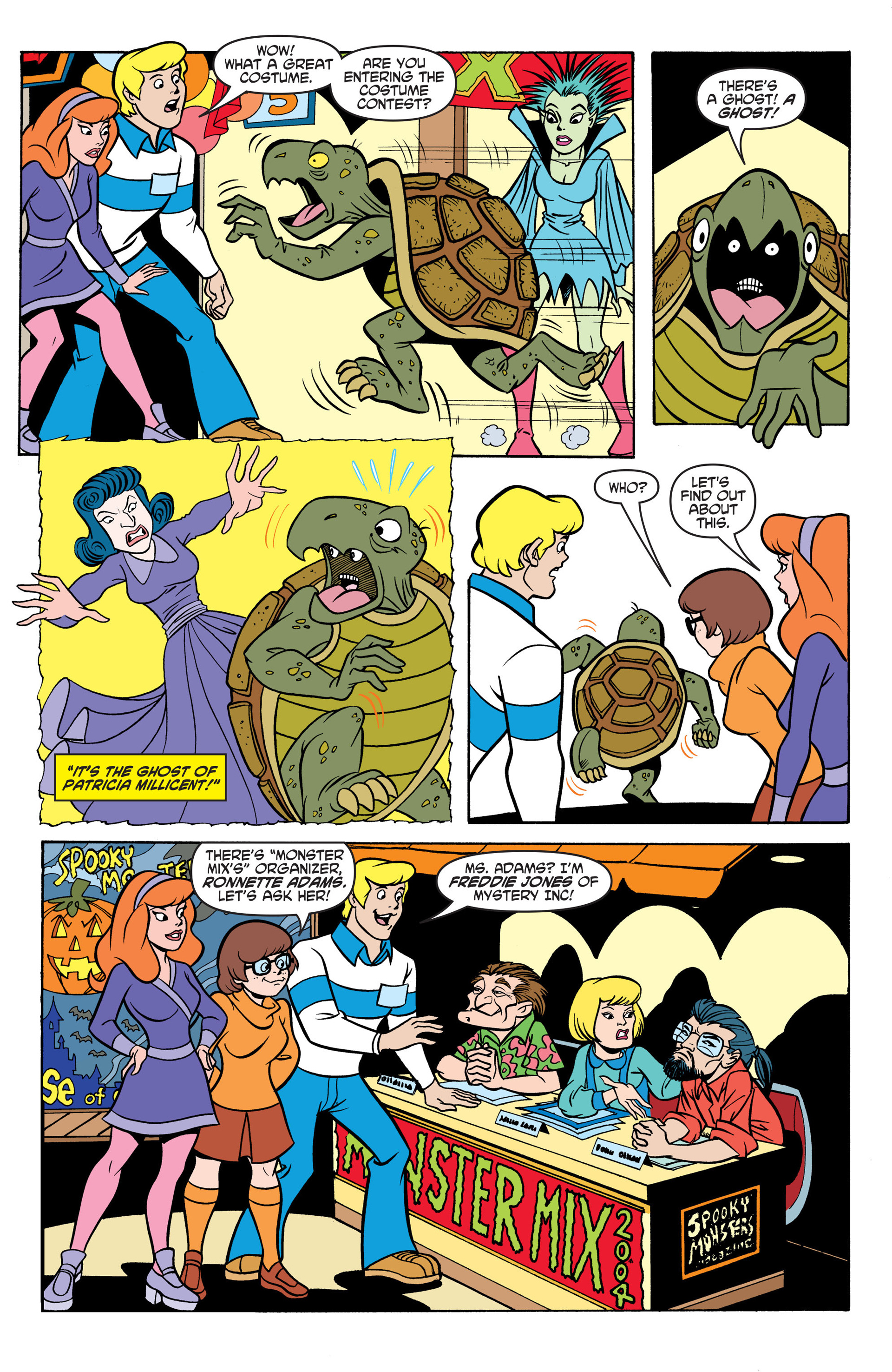 Read online Scooby-Doo: Where Are You? comic -  Issue #46 - 14