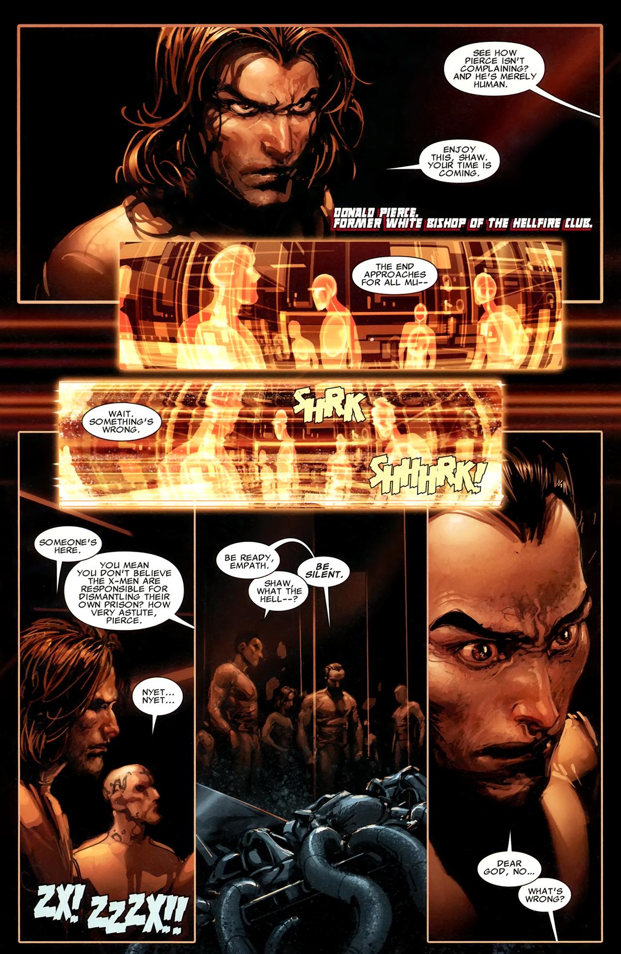 Read online X Necrosha comic -  Issue # Full - 10