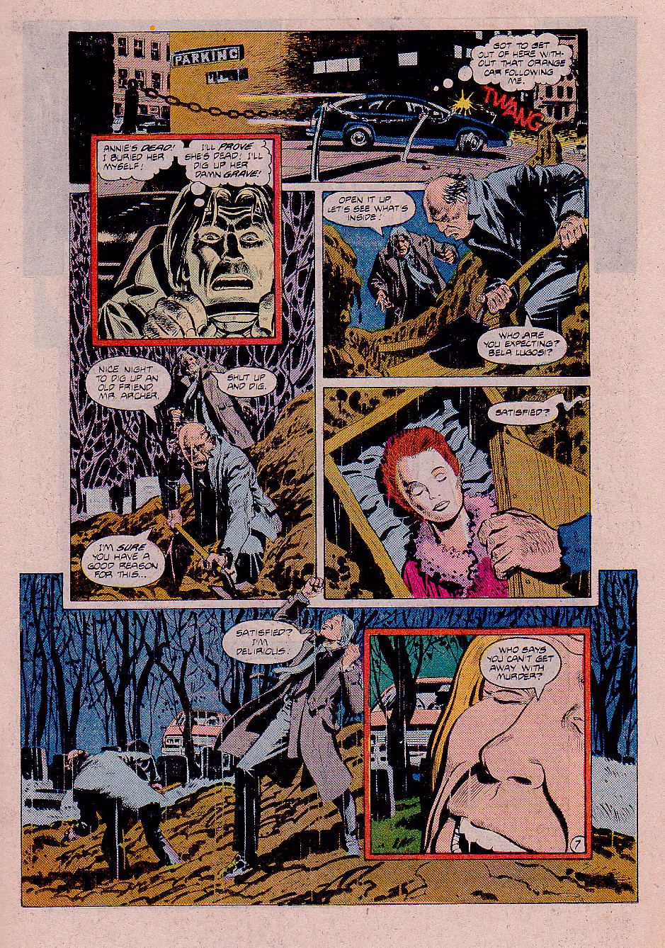 Elvira's House of Mystery Issue #11 #12 - English 22