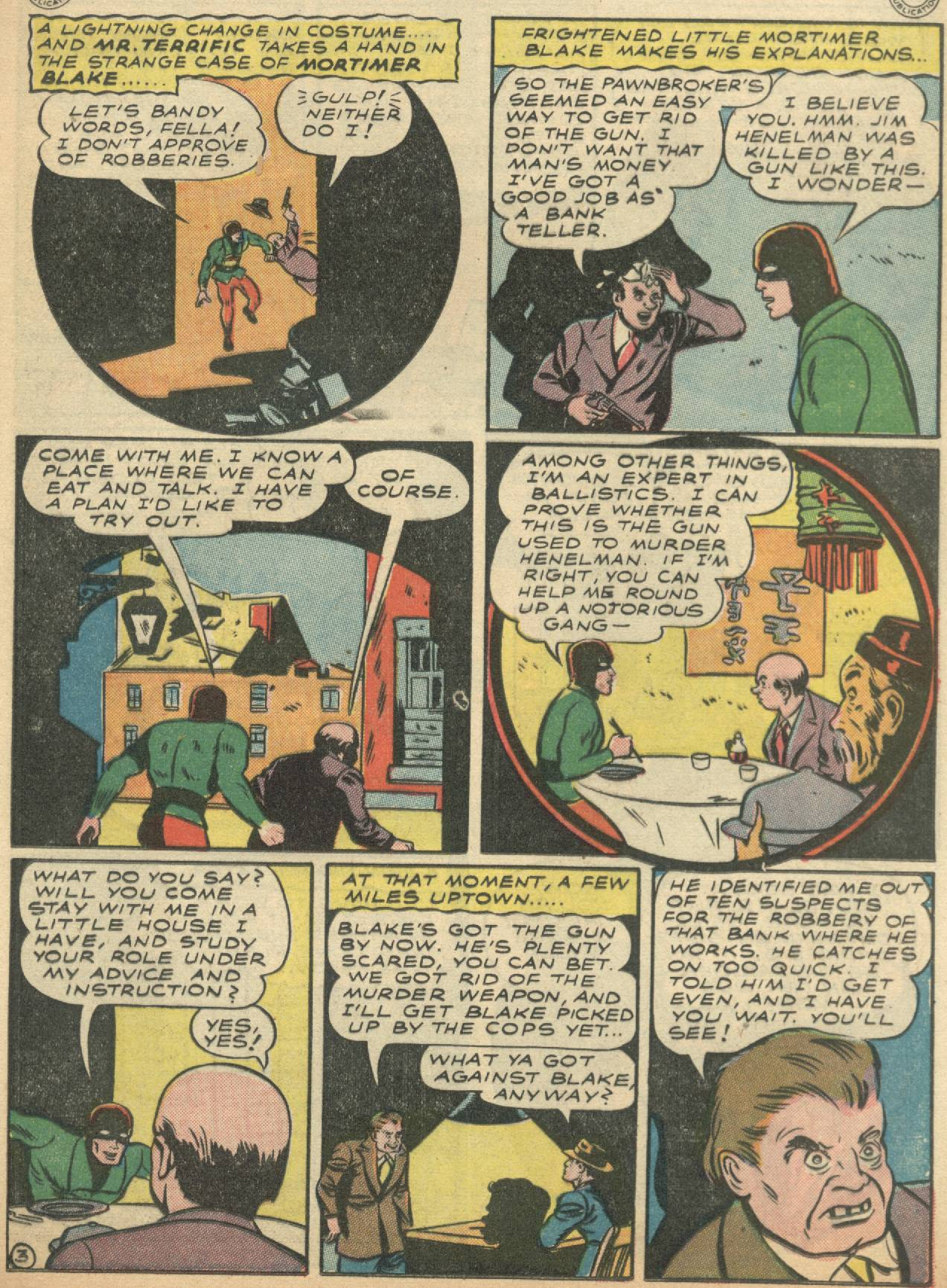 Read online Sensation (Mystery) Comics comic -  Issue #53 - 37